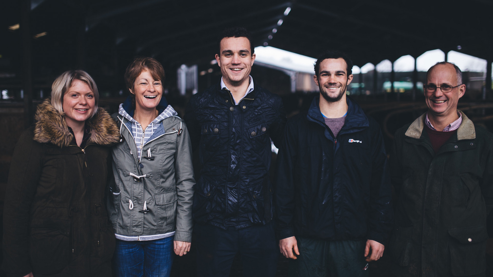 The team at The Estate Dairy