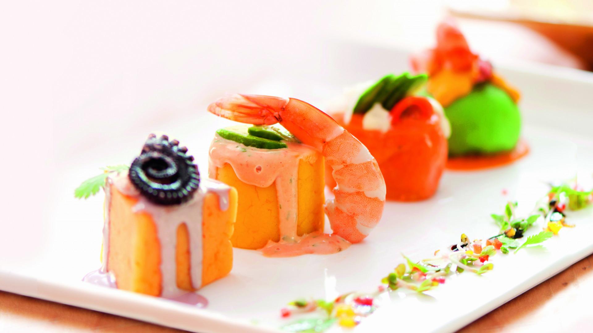 Peru's diverse national cuisine