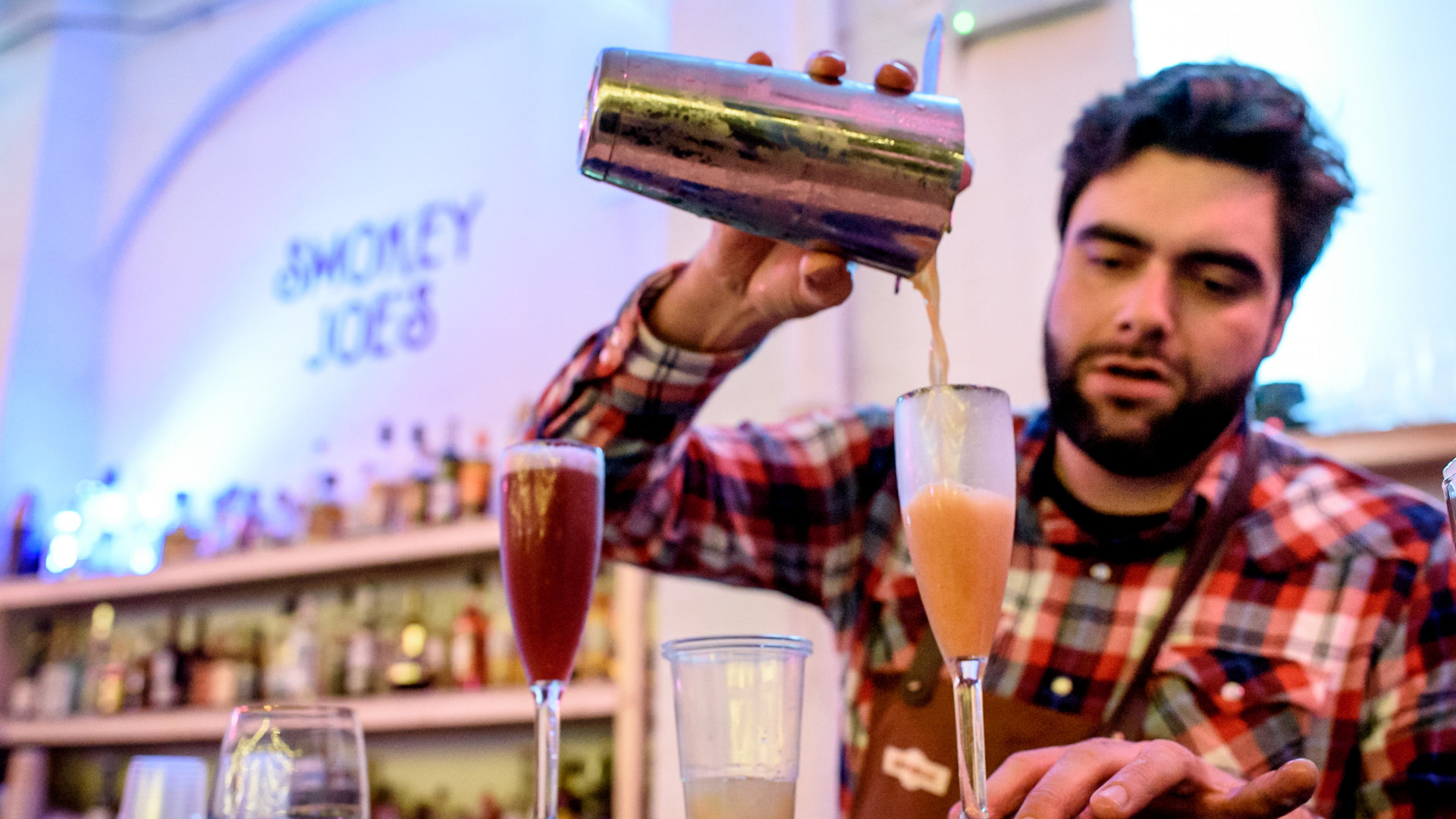 Get a free drink at Peckham Feastival with Foodism