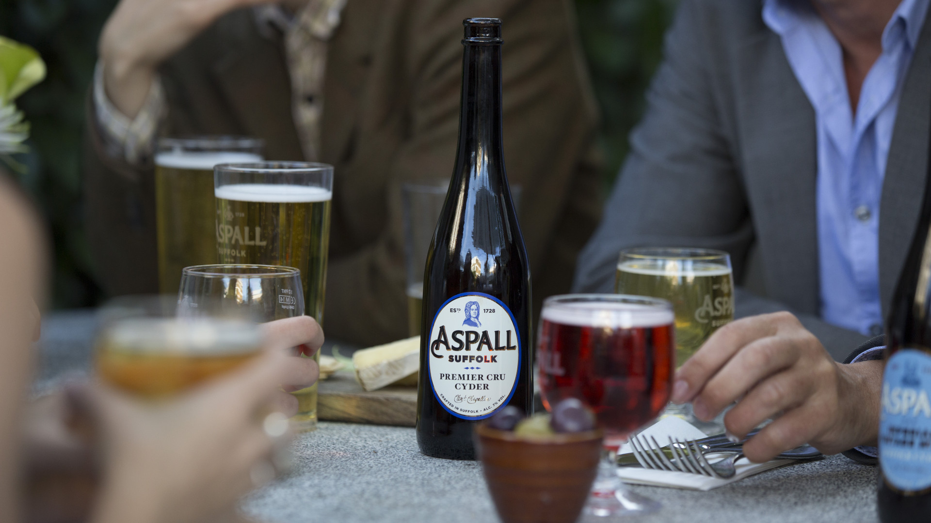 Old-school cider – Aspall