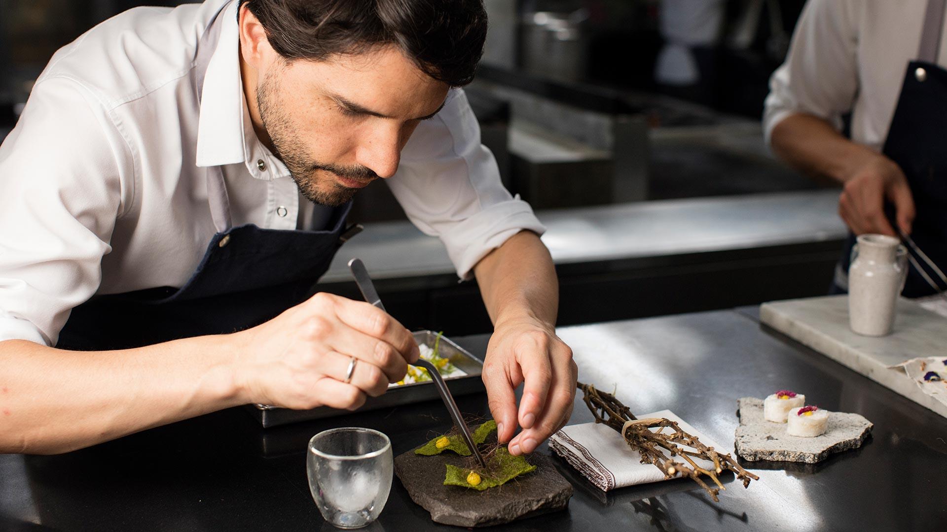 Le Cordon Bleu's chef ambassador Virgilio Martinez