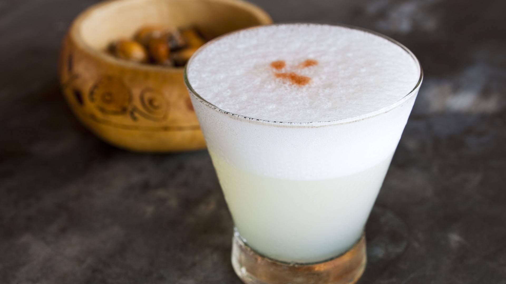 Peru's pisco sour