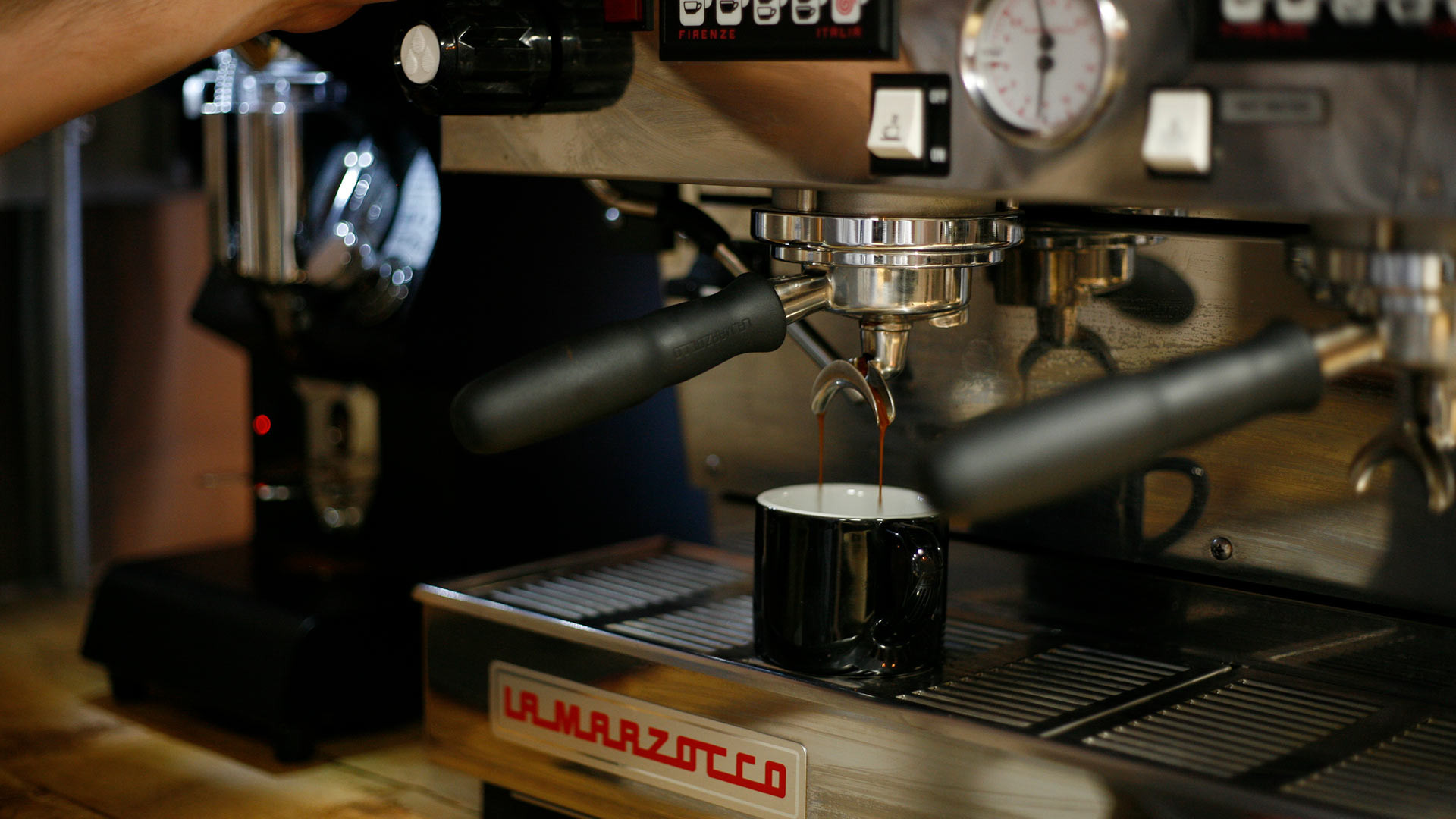 London's coffee shops: Frequency Coffee