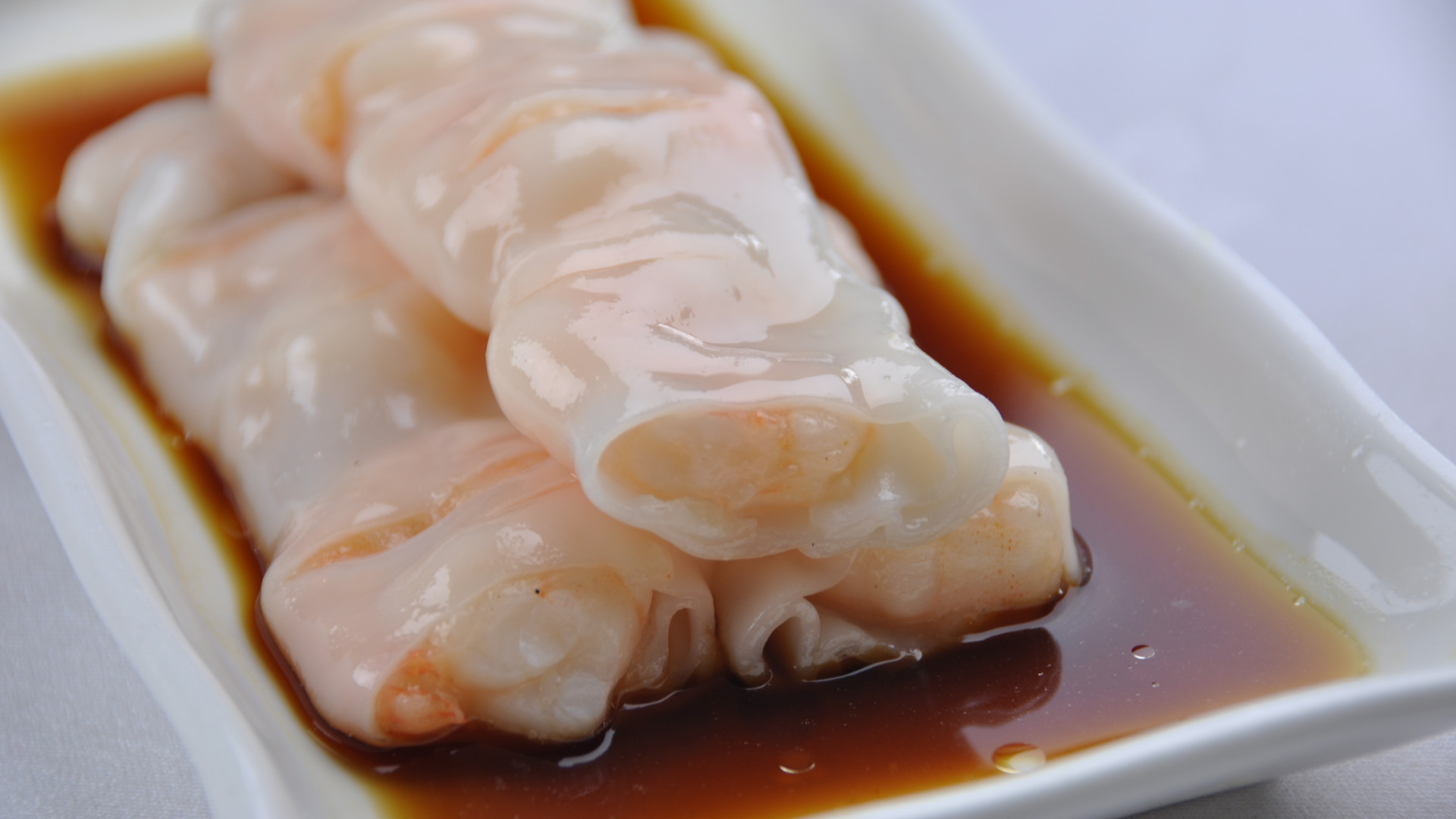 Cheung fun on Royal China's brunch menu