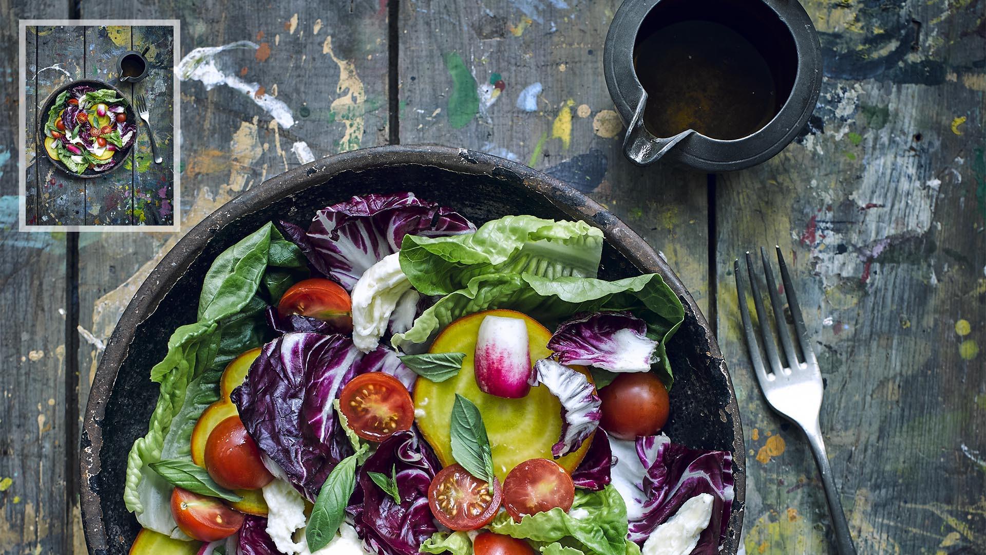 Darren Eastwood-Hickson – 'Salad Plate'