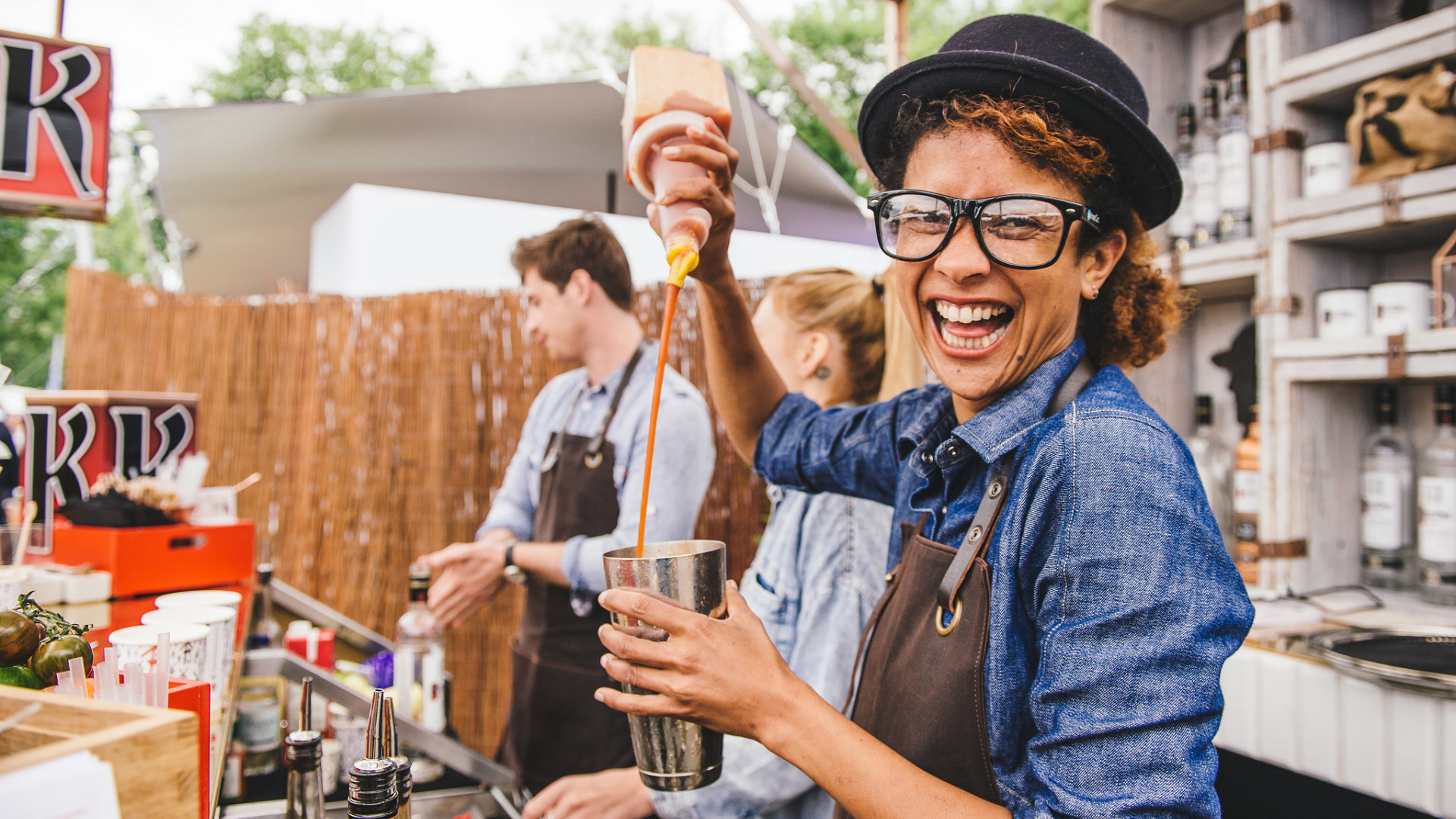 Taste of London is fun for both festival goers and industry insiders