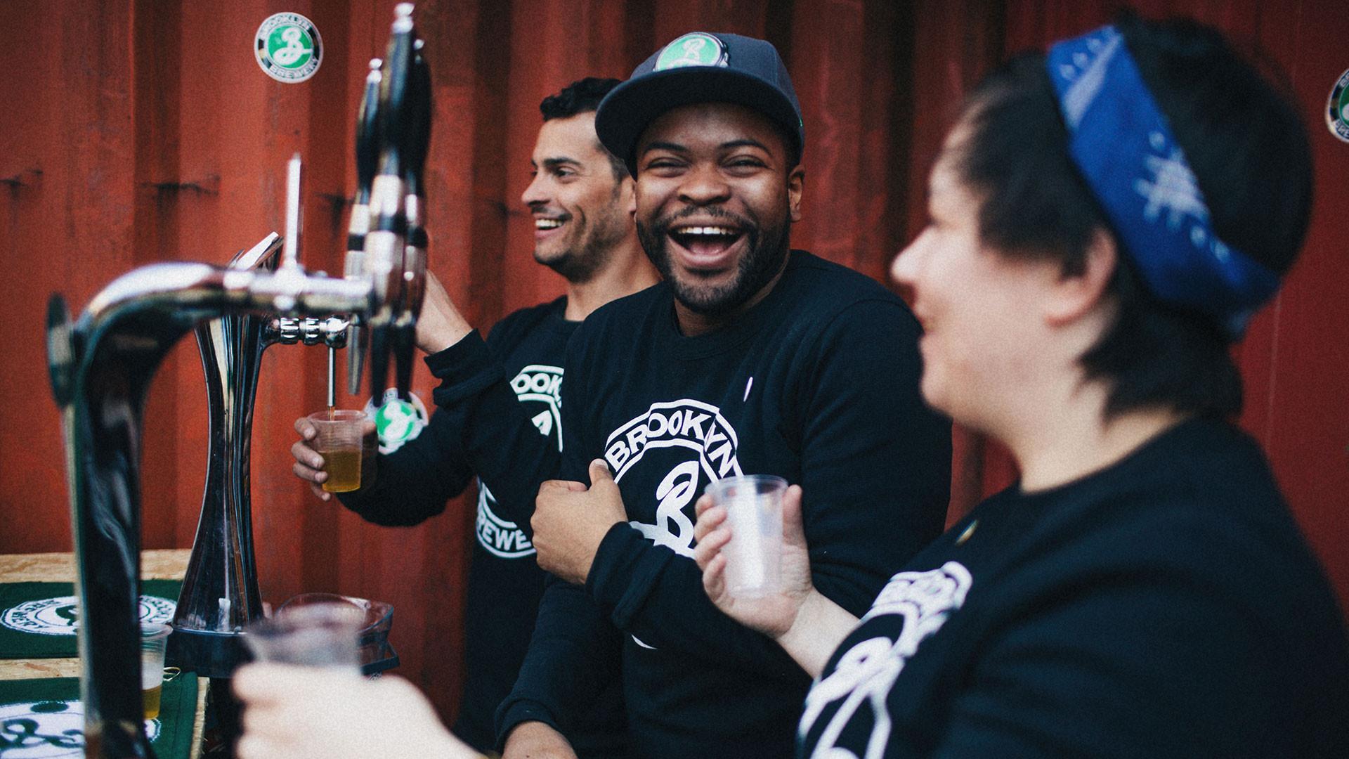 Brooklyn Brewery MASH Beer Mansion
