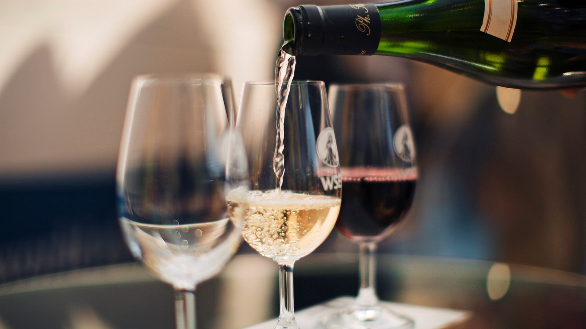Develop your wine-tasting palate with WSET