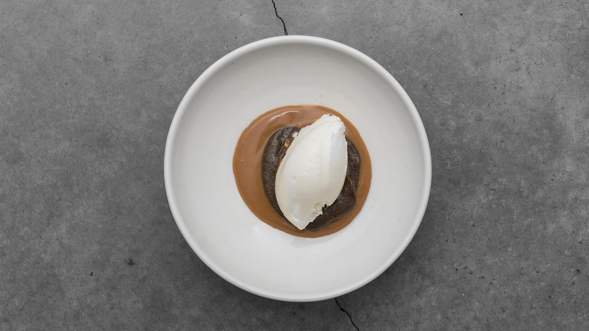 A whey dish at Lyle's
