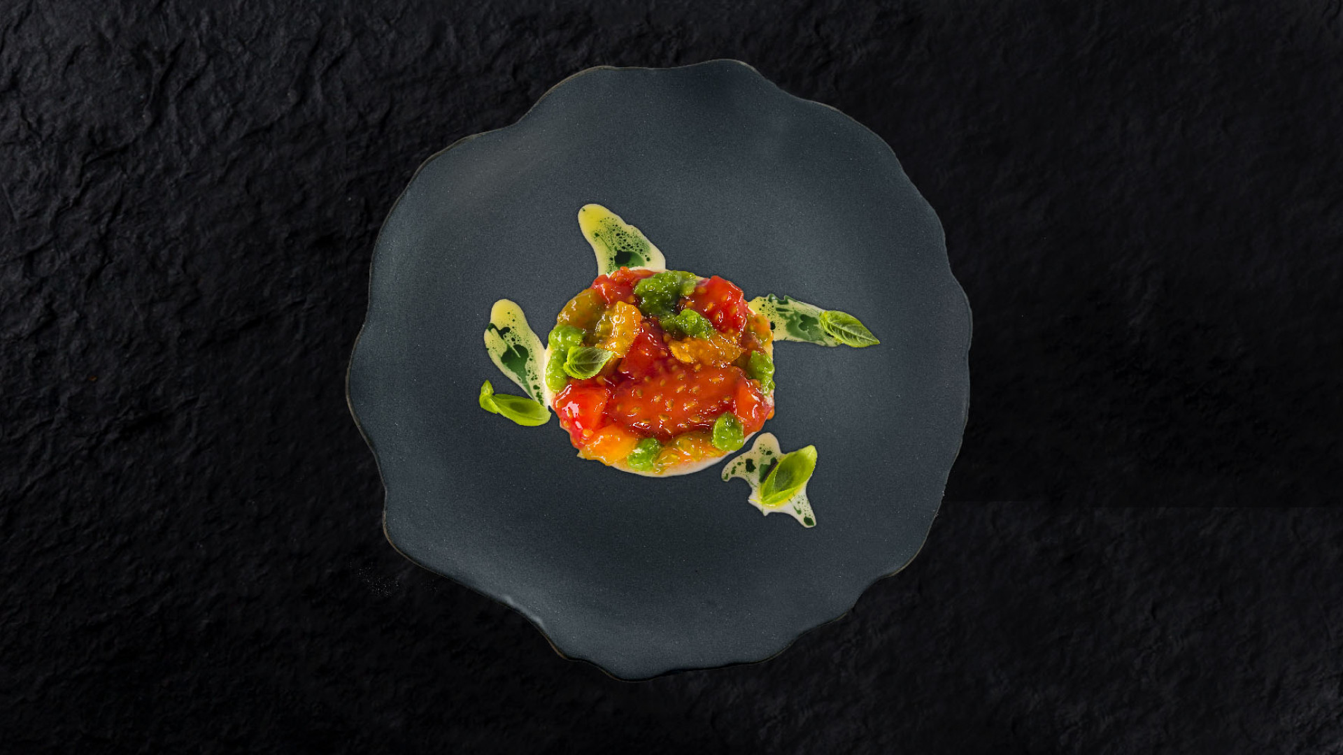 Tomato dish from Rigo