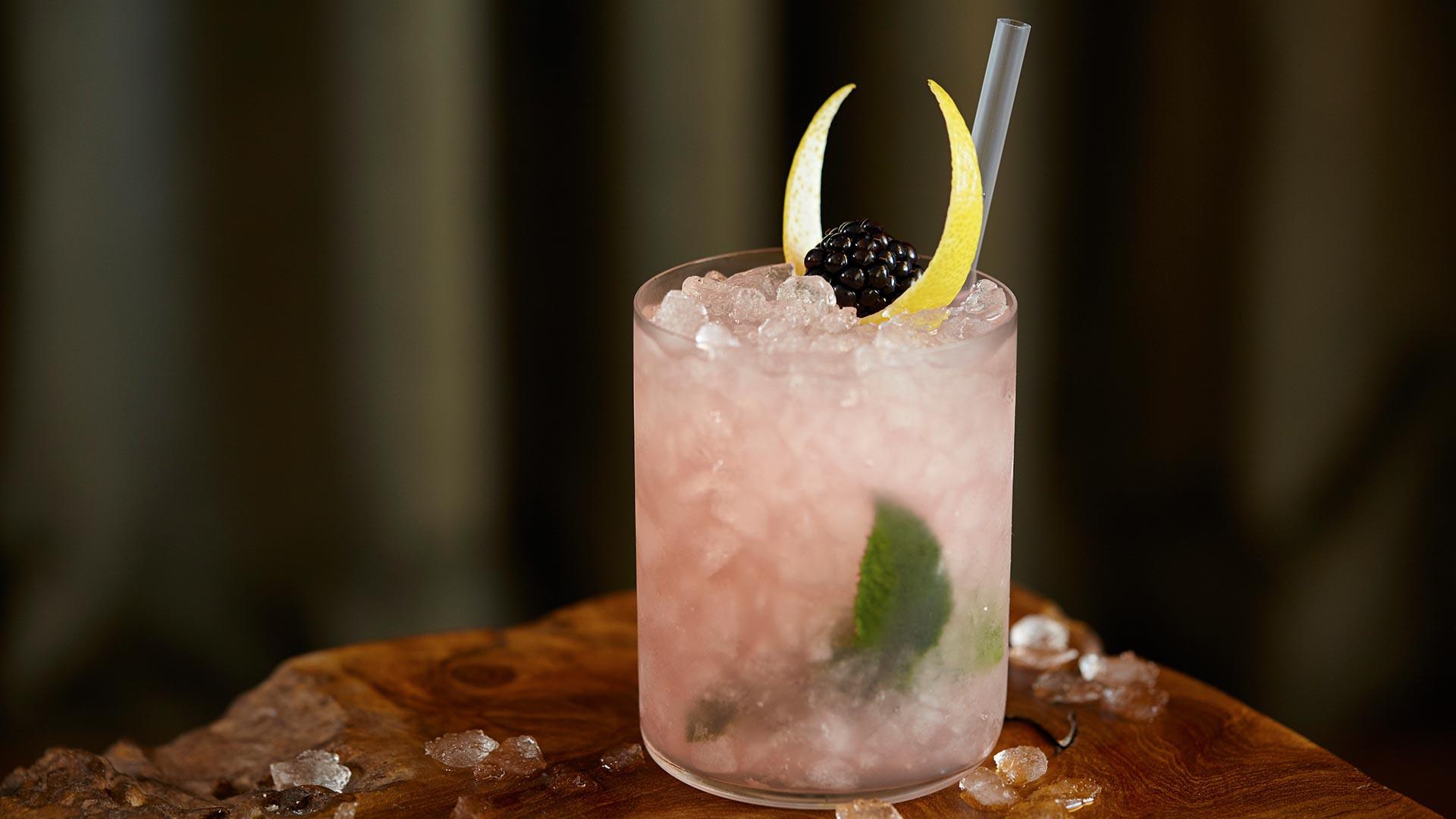 The Catkin cocktail at Dandelyan