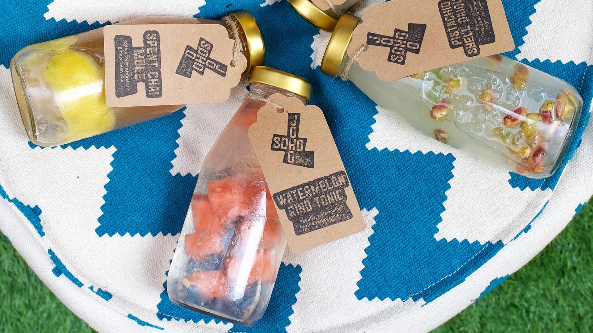 Cinnamon Soho's sustainable summer cocktails