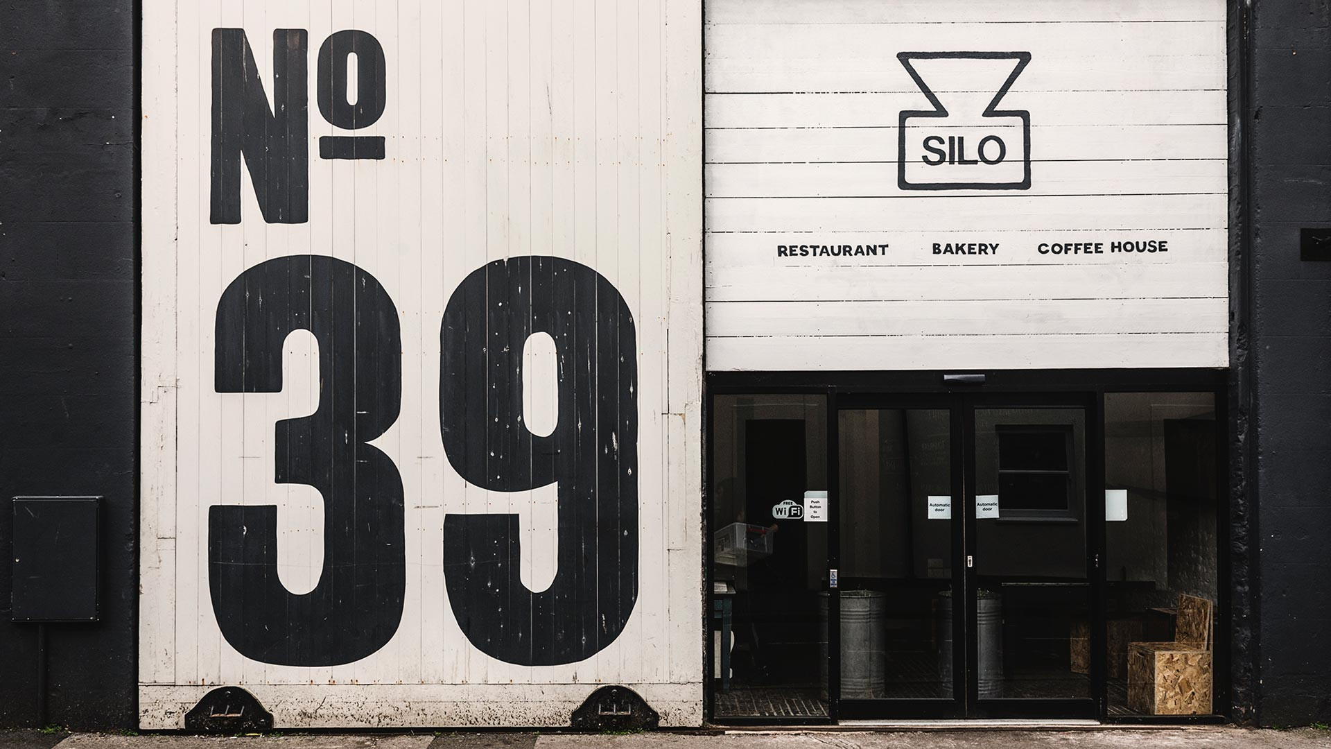Silo in Brighton was conceived as the UK's first fully zero waste eatery, from the ingredients used to the way it's been designed