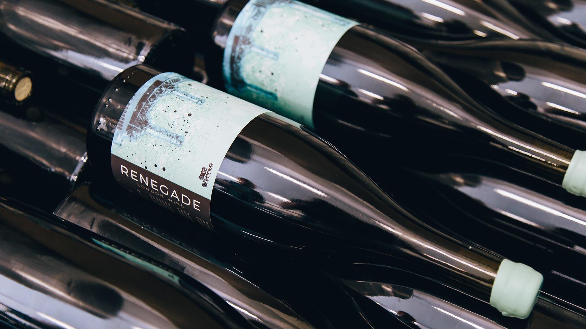 BACCHUS Renegade London wine