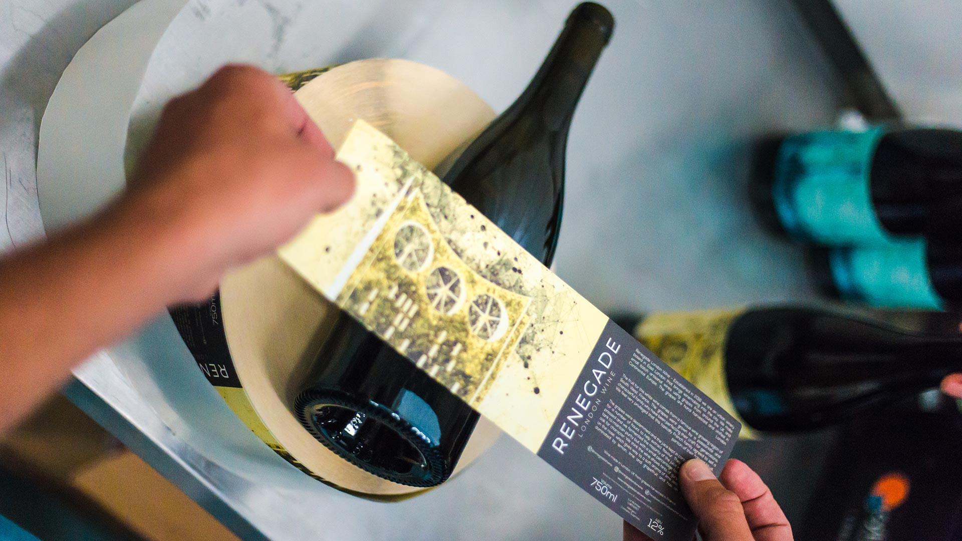 SAUVIGNON BLANC by Renegade London Wine