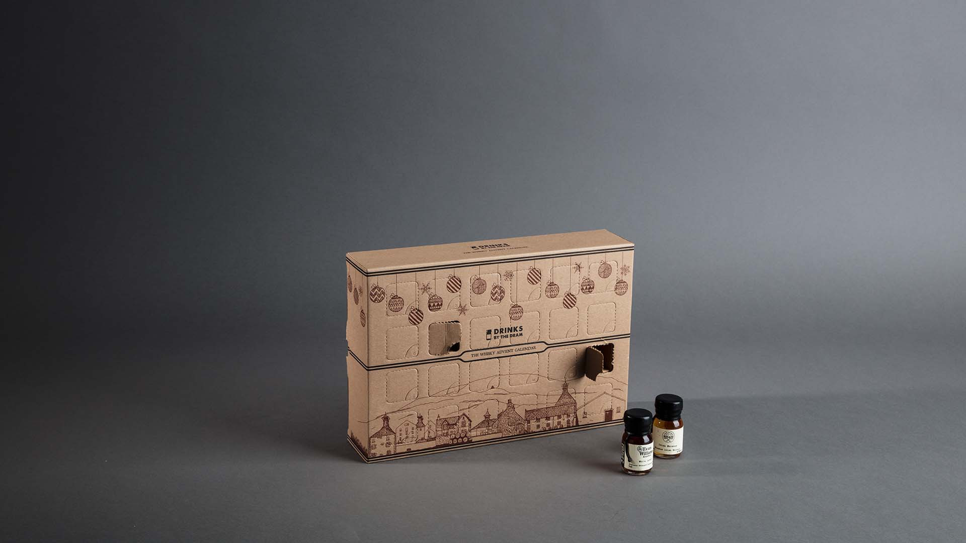 Whisky advent calendar by Drinks by the Dram