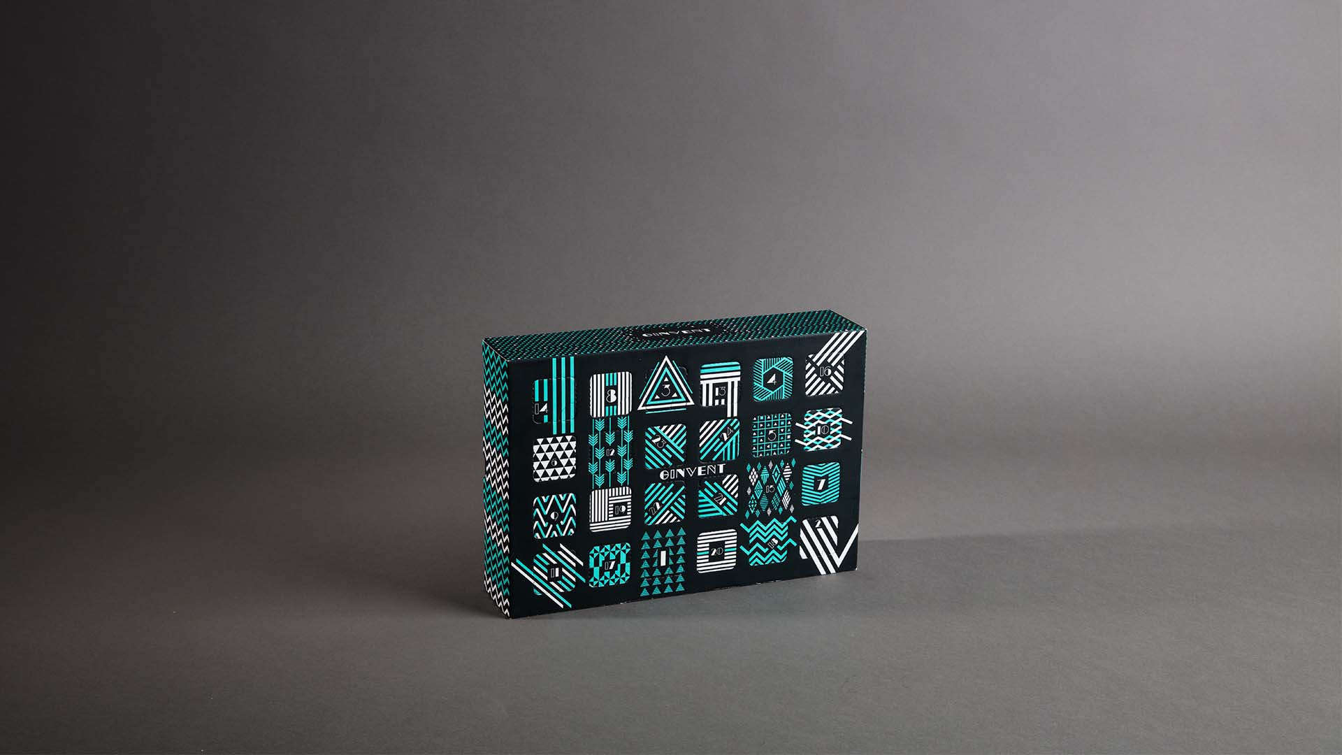 Ginvent calendar by Gin Foundry