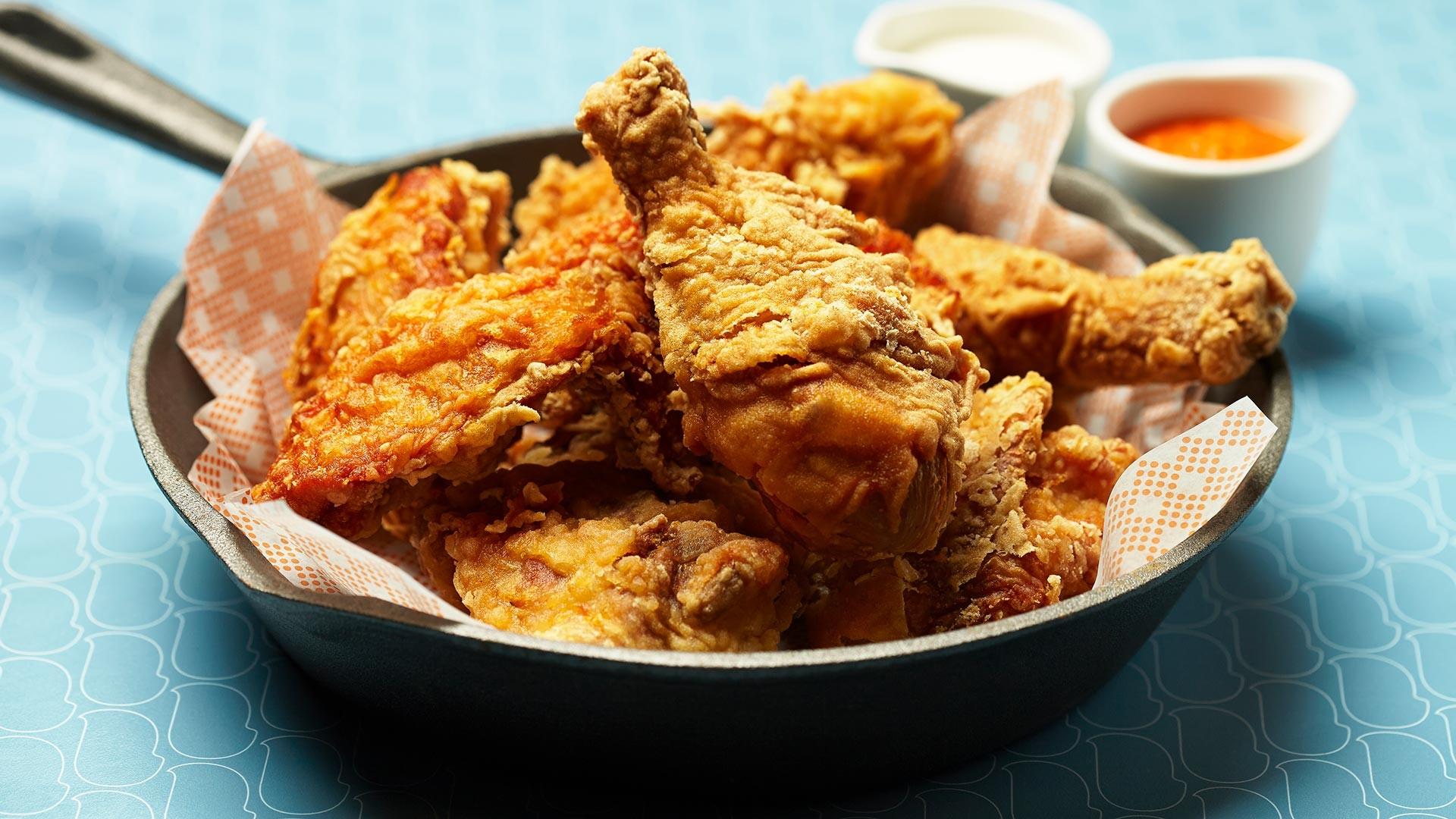 BIRD fried chicken