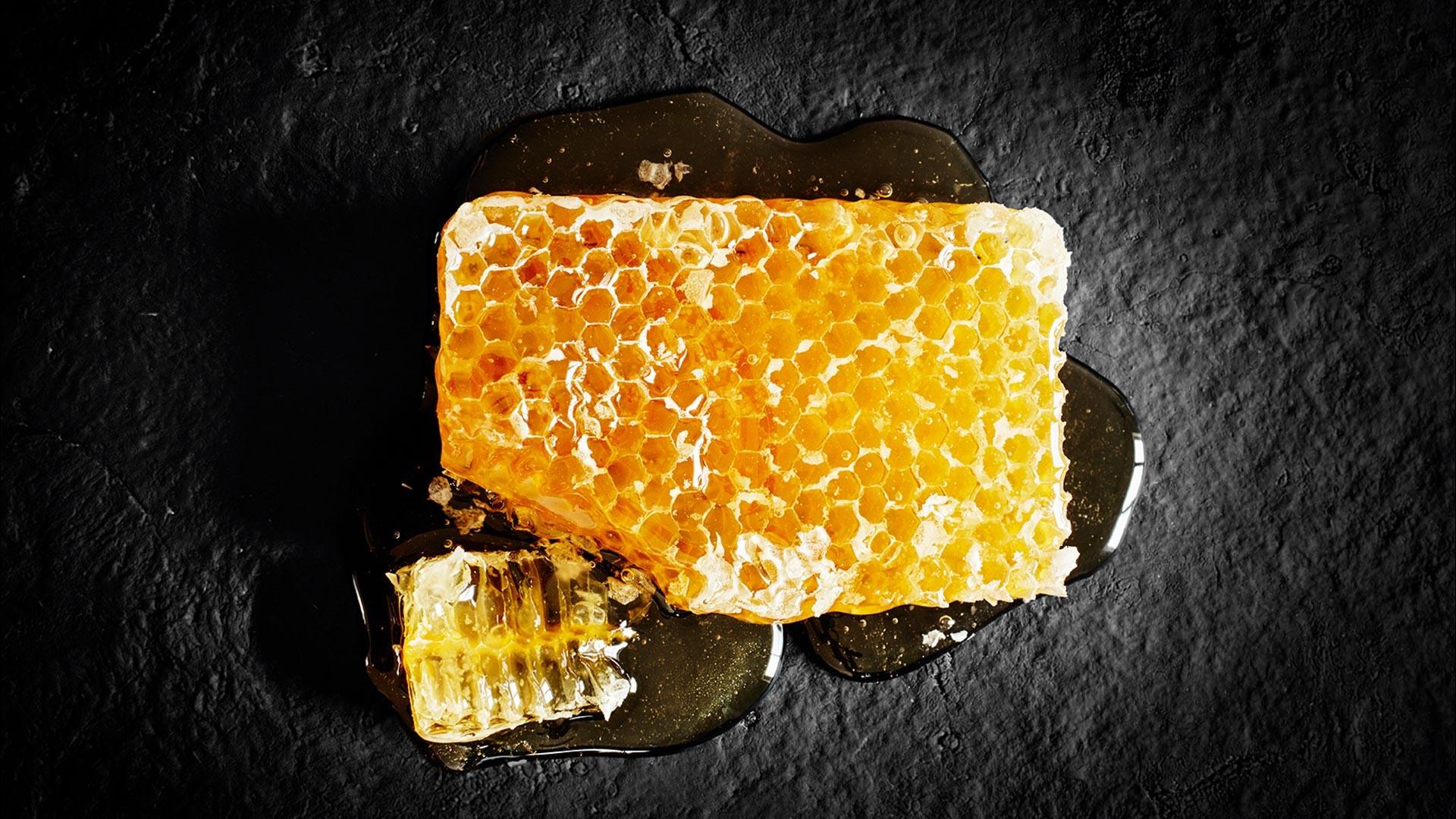 Organic Zambian honey