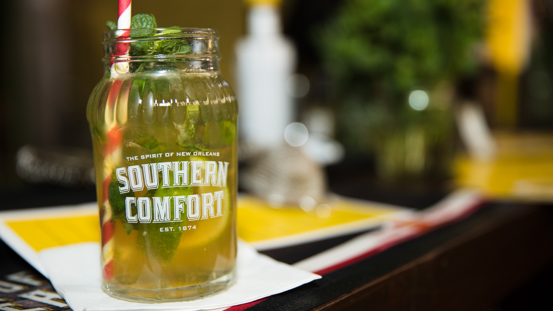 Southern Comfort's High Baller cocktail