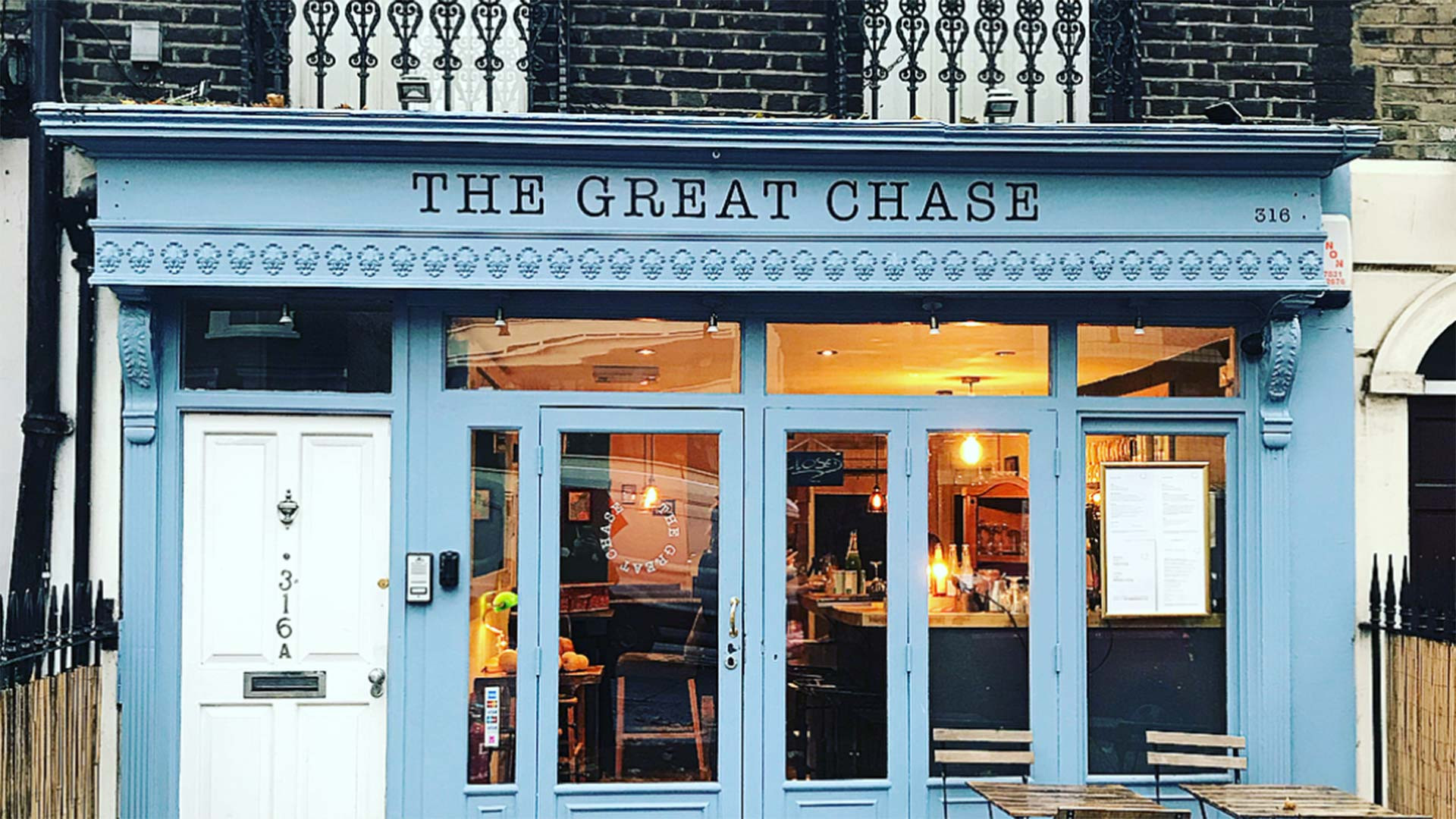 Foodism 100: Best Fine-Dining Restaurant, The Great Chase