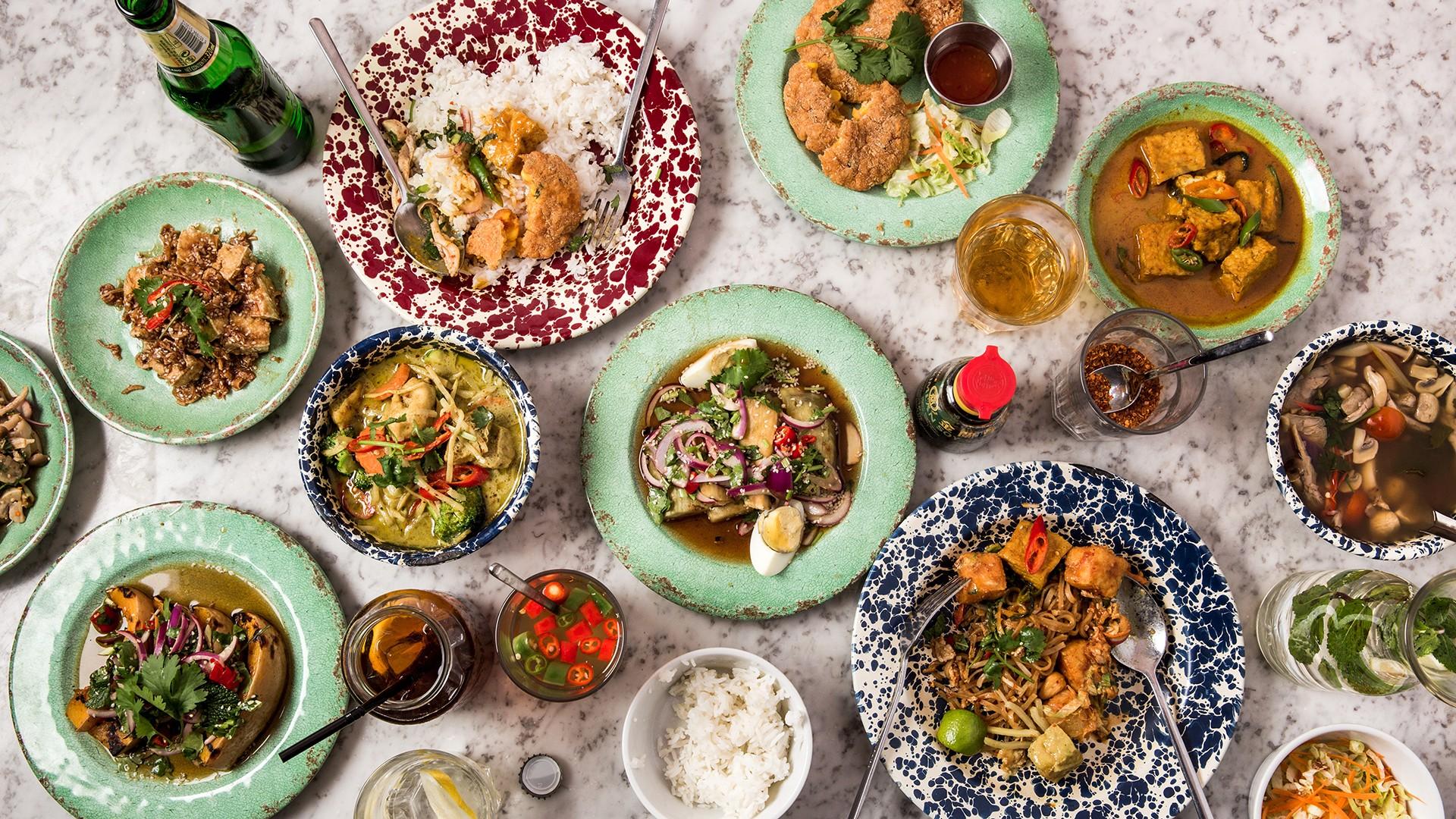 Rosa's Thai Veggie pop-up