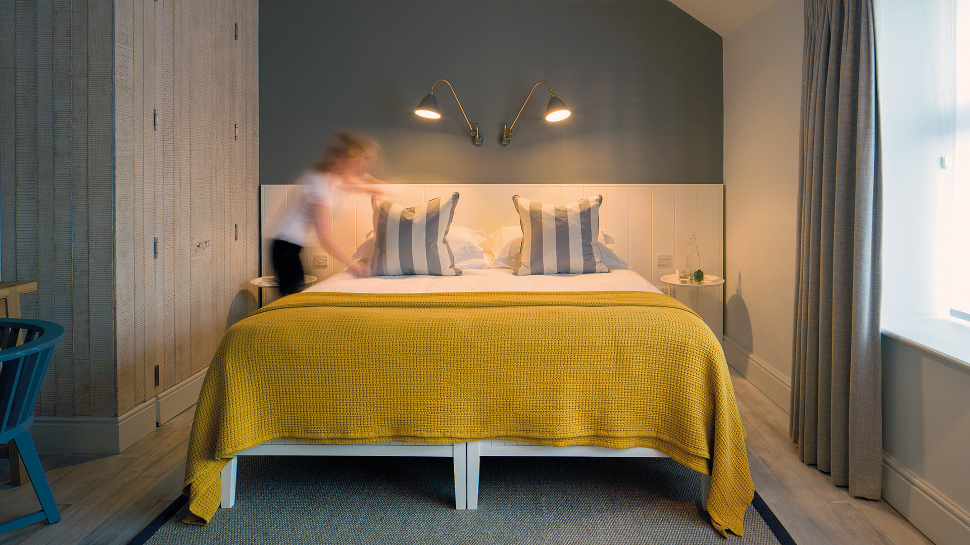 Rooms at Watergate Bay