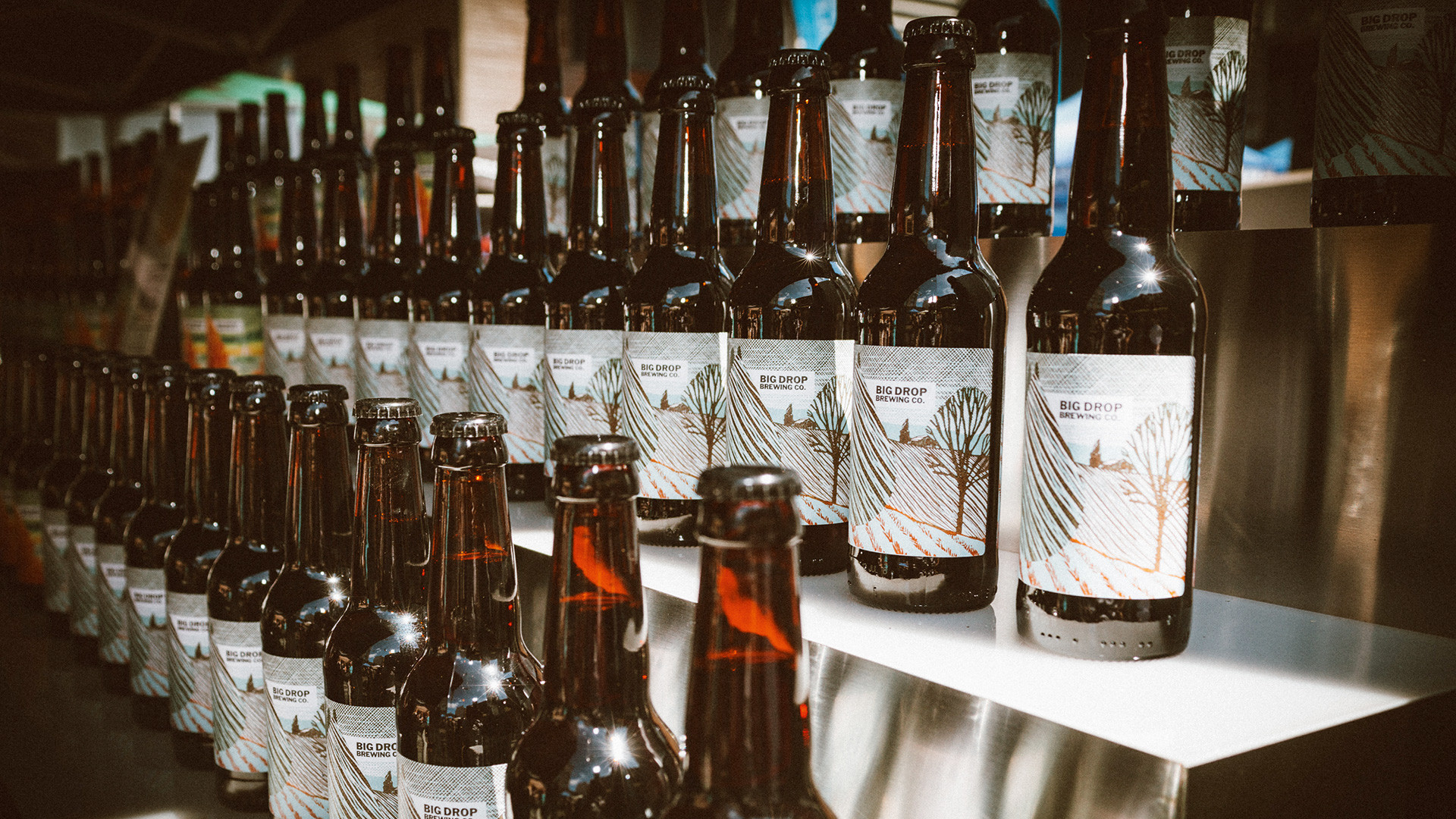 Slough-based low-alcohol brewer Big Drop's beer