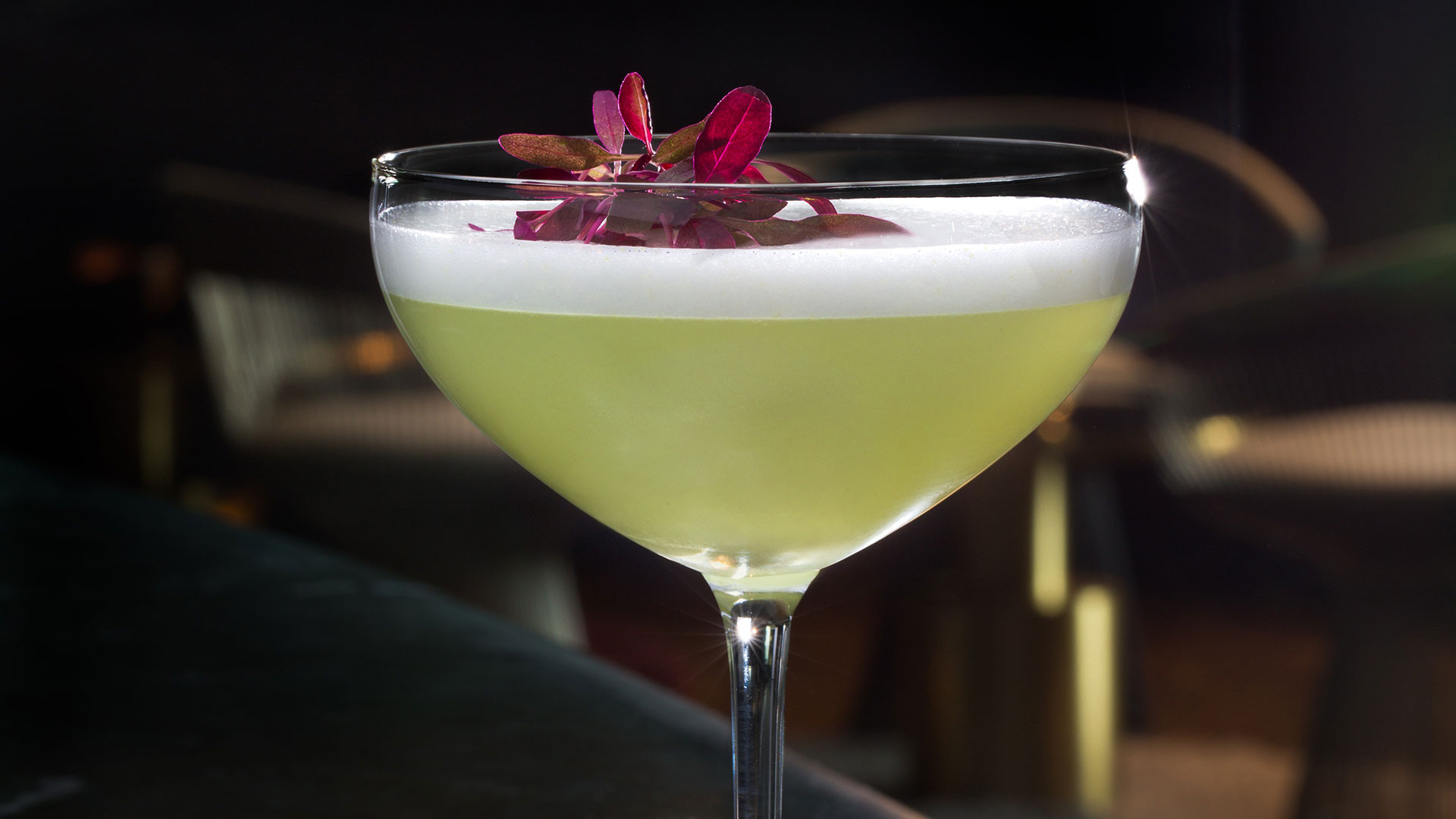 New cocktails at Dandelyan at the Mondrian Hotel