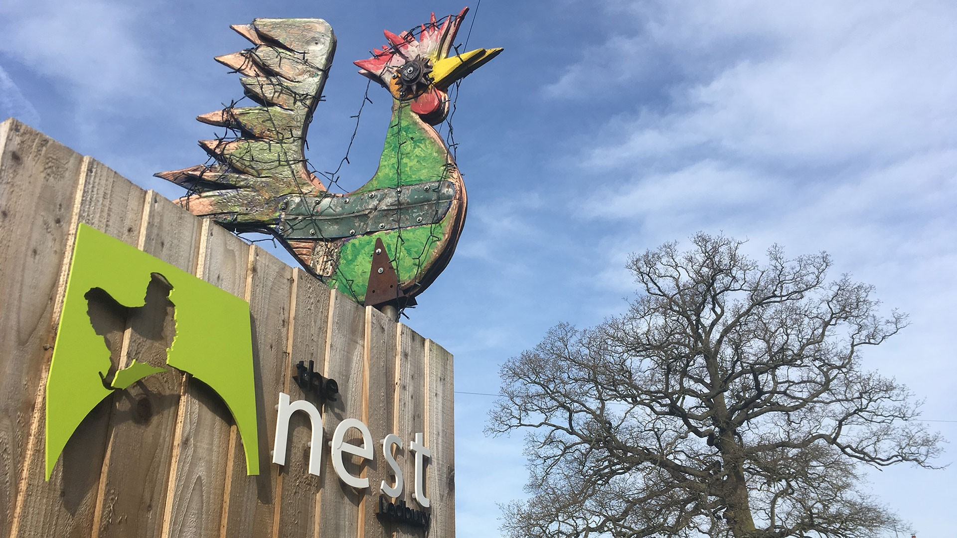 The Nest, Herefordshire