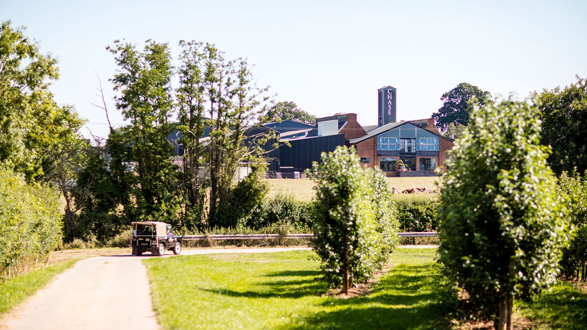 The Chase Distillery, Herefordshire