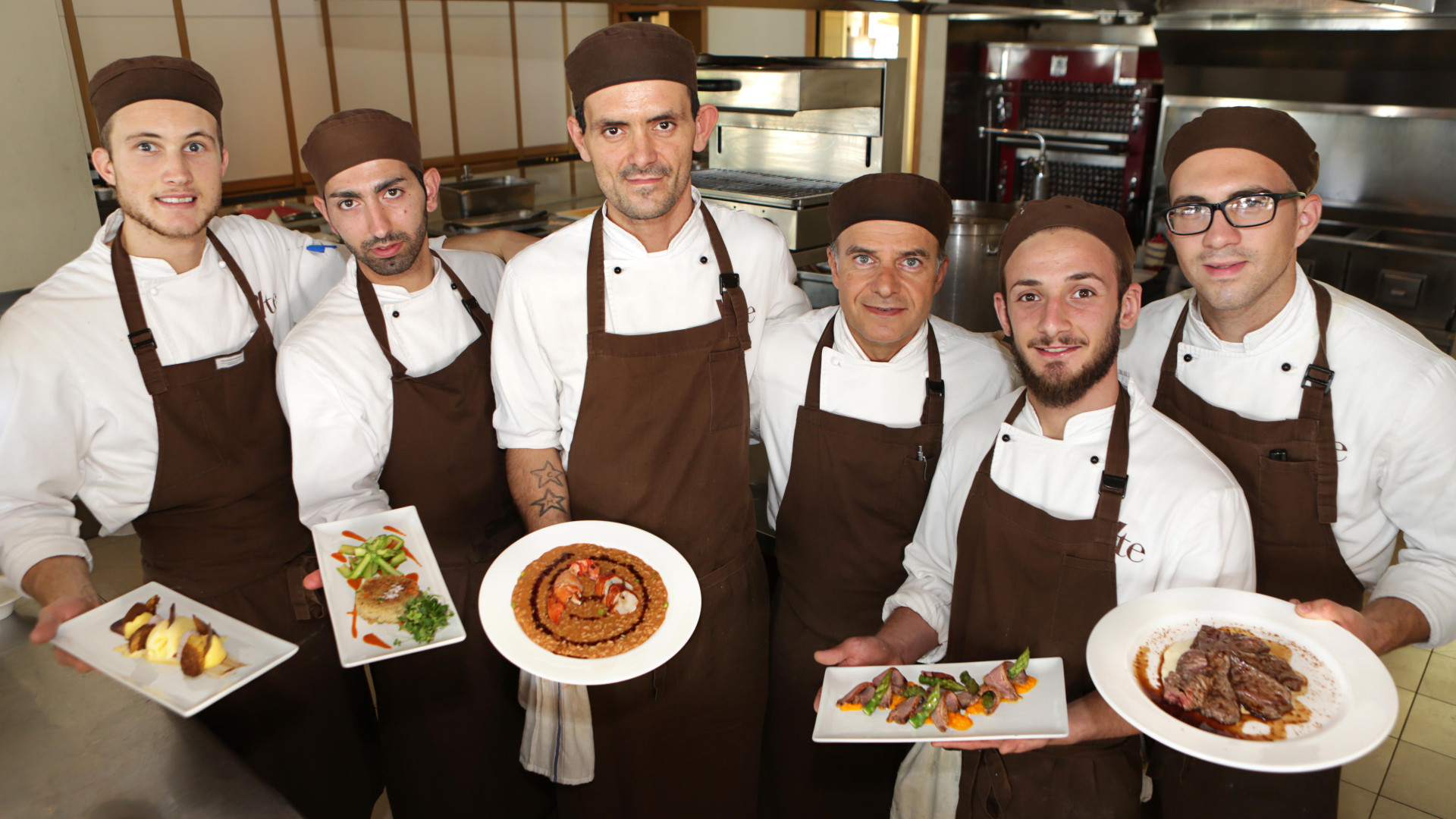 Members the of San Patrignano community can train to be chefs
