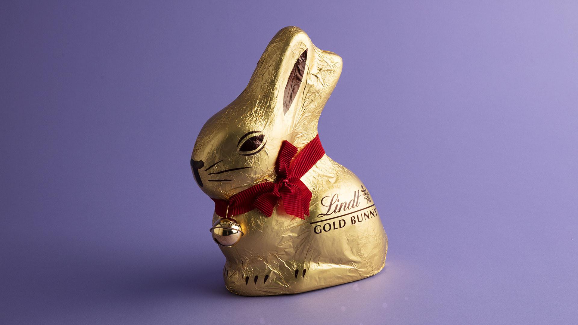 Lindt giant 1kg gold bunny