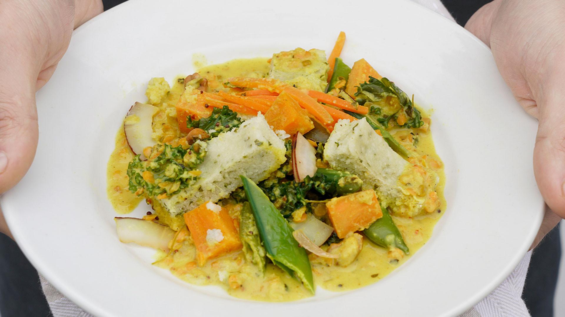 allplants Keralan Sundown curry
