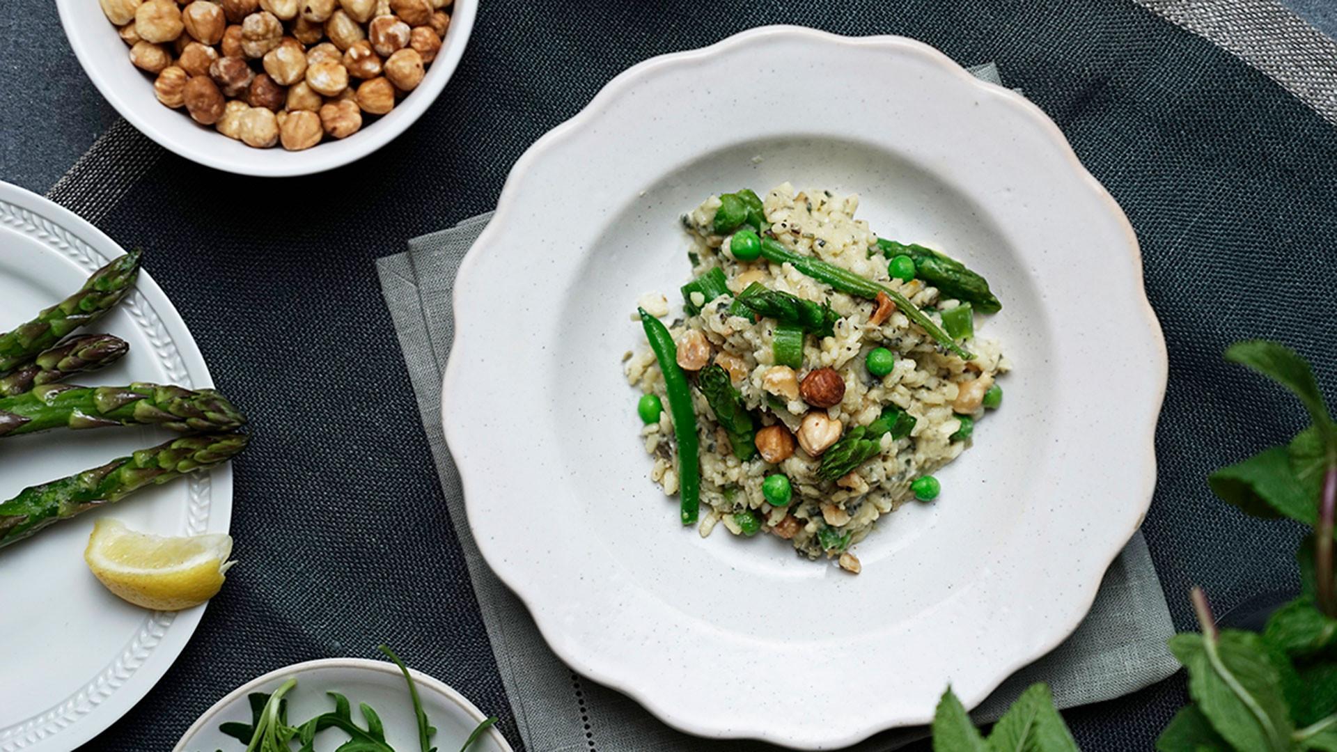 allplants super green risotto