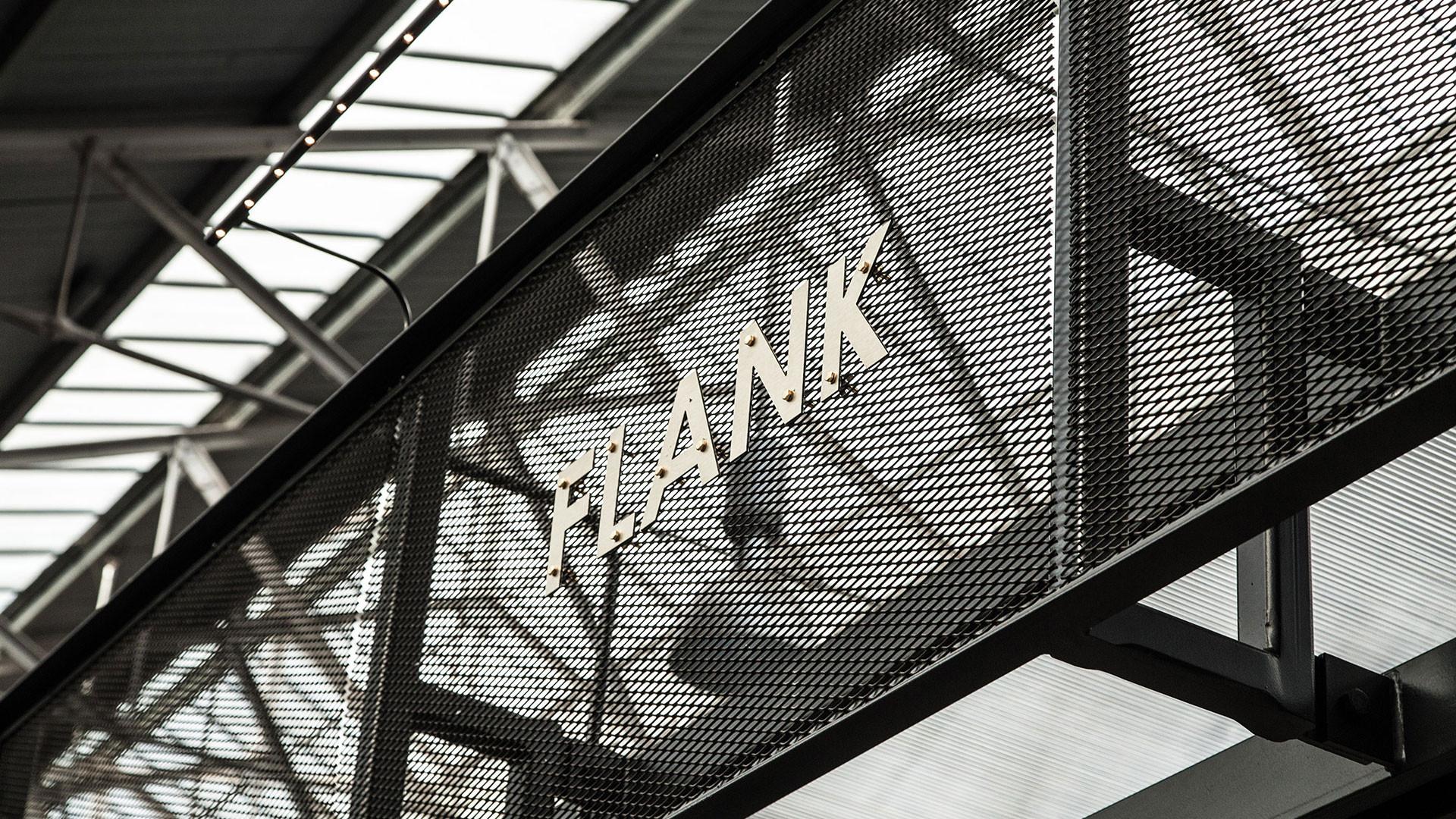Flank, Old Spitalfields Market