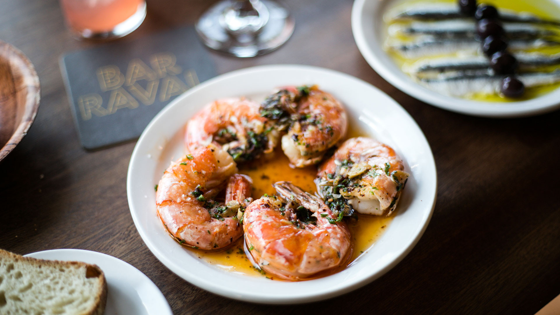 Modern tapas from Bar Raval