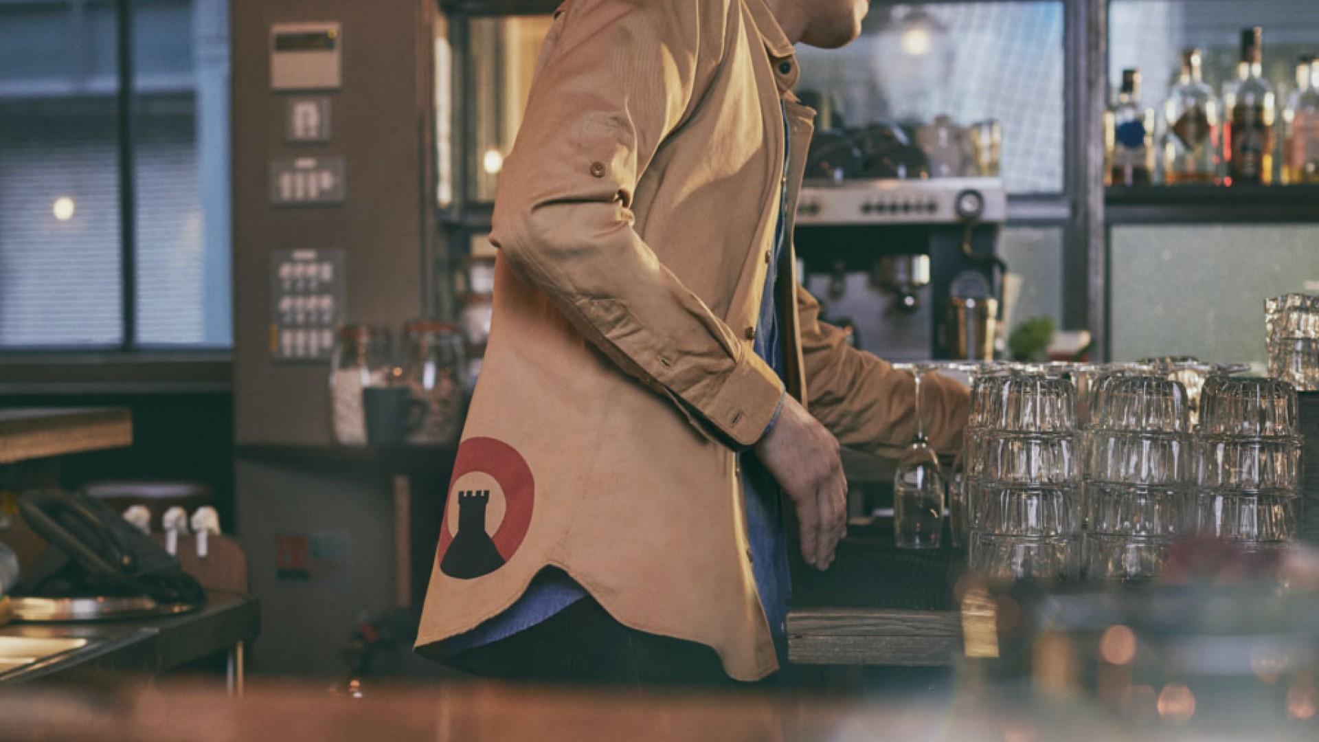 Camden Town Brewery x Folk shirt
