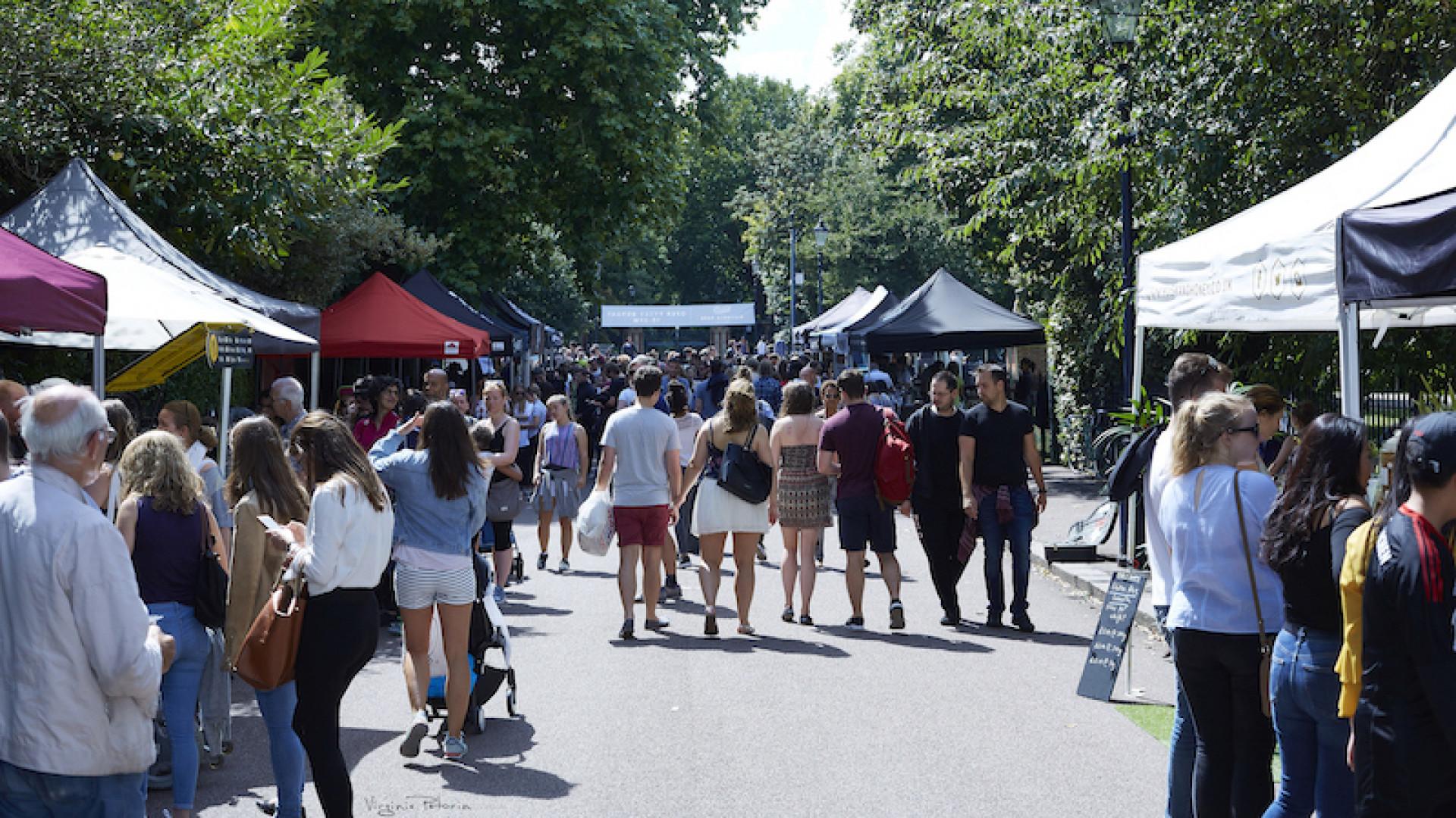 Victoria Park Market