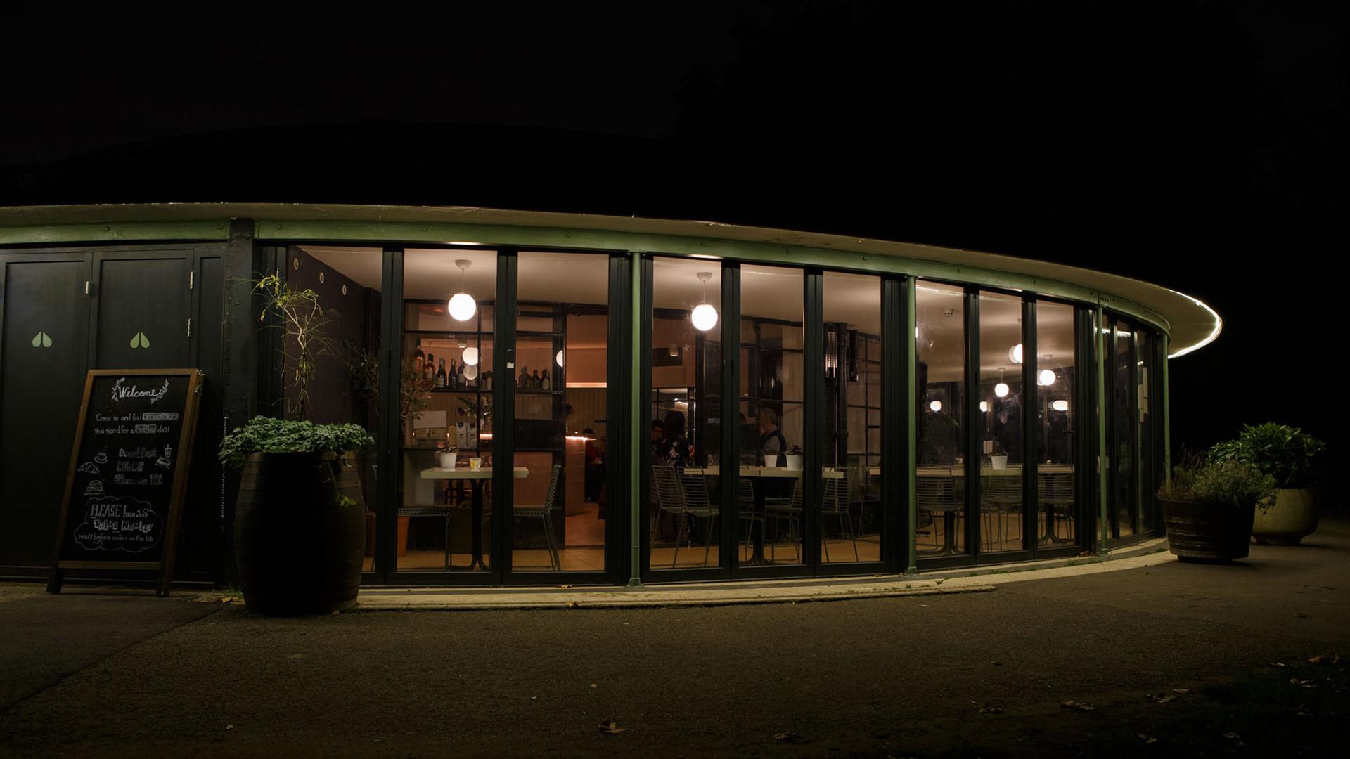 Pear Tree Café