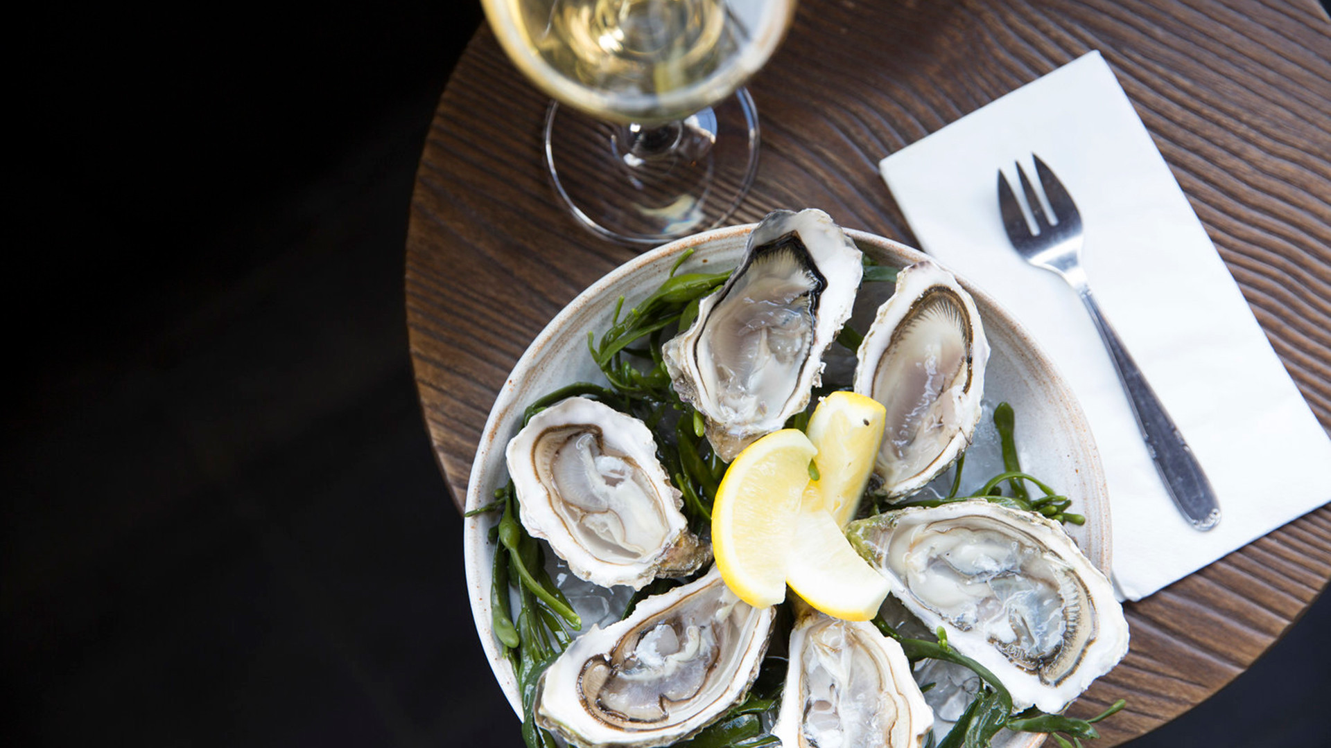 Oysters from The Remedy