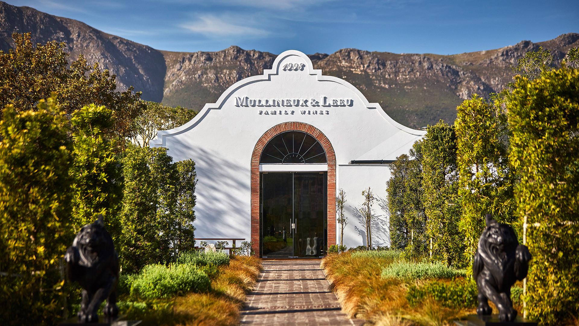 The Mullineux & Leeu Family Wines estate