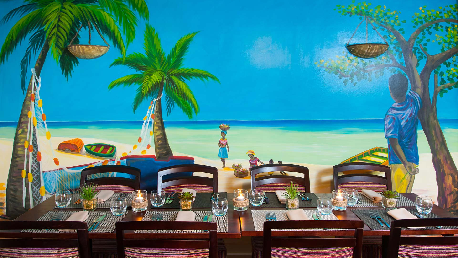 Caribbean restaurants in London - Cottons