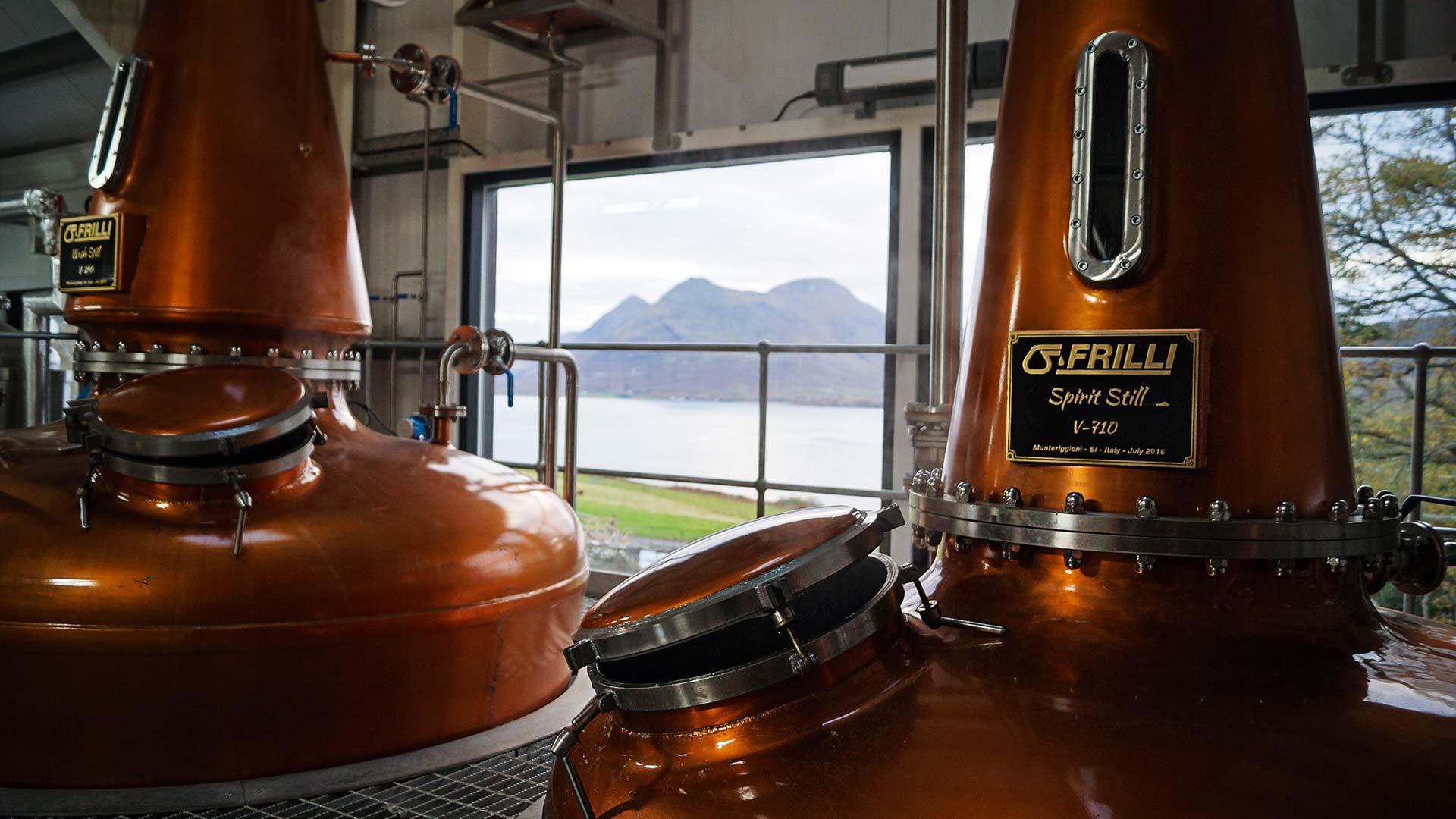 R&B's Isle of Raasay Distillery