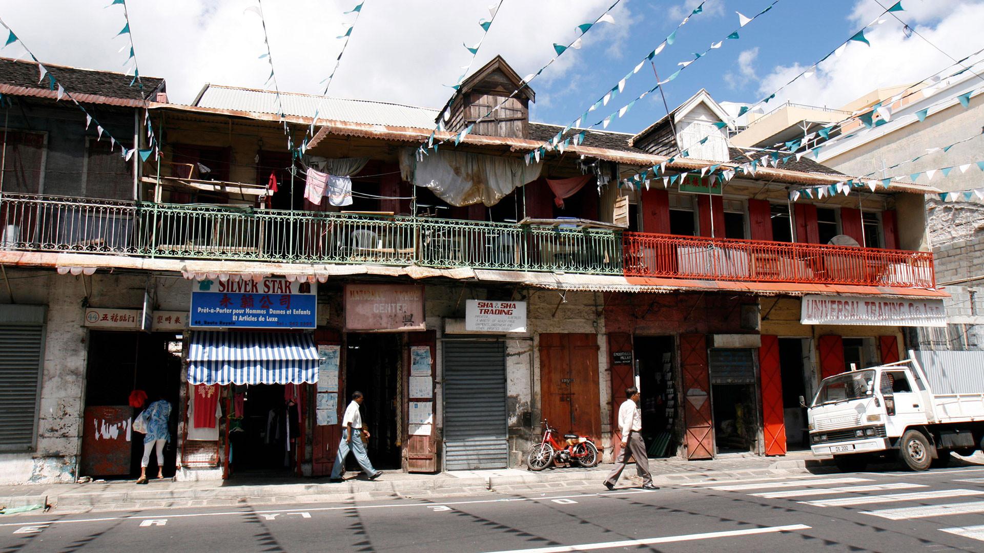 Port Louis' China Town