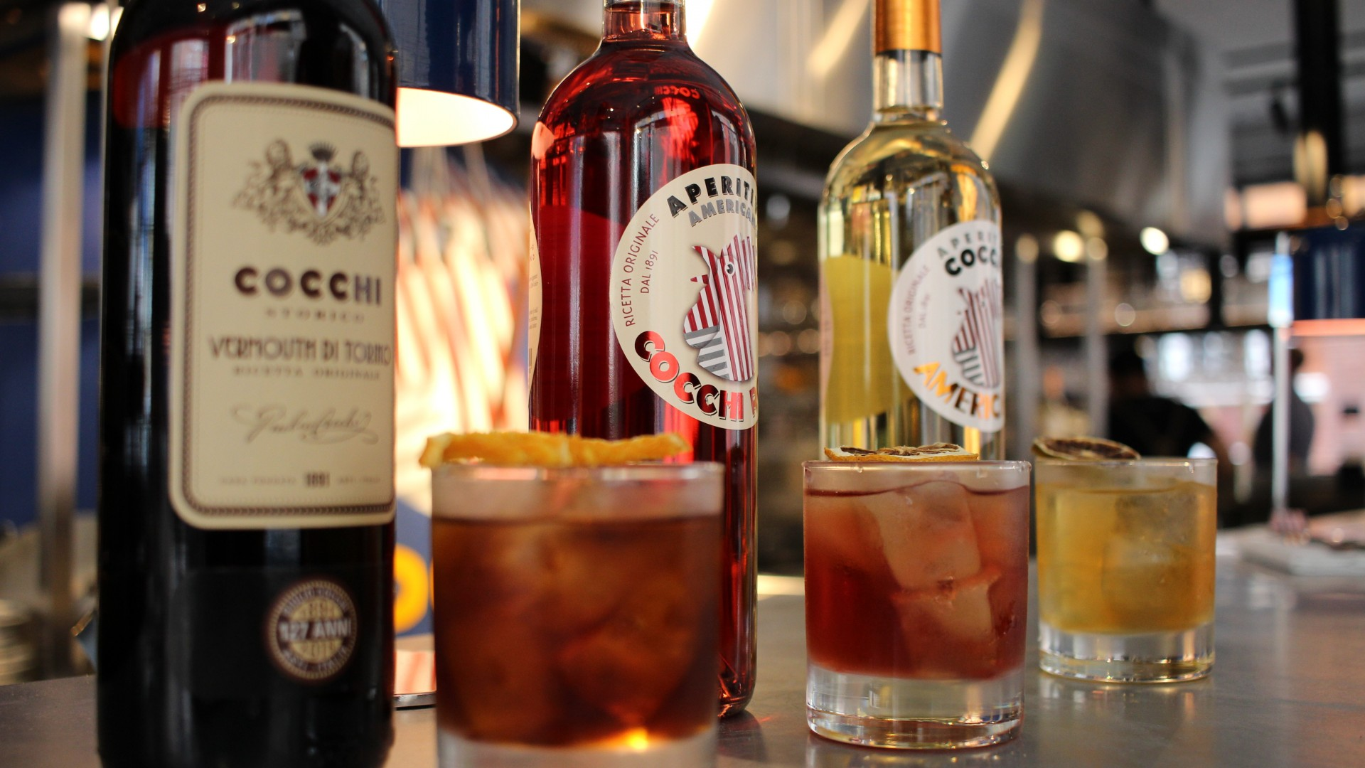 Cocchi Negroni Journey