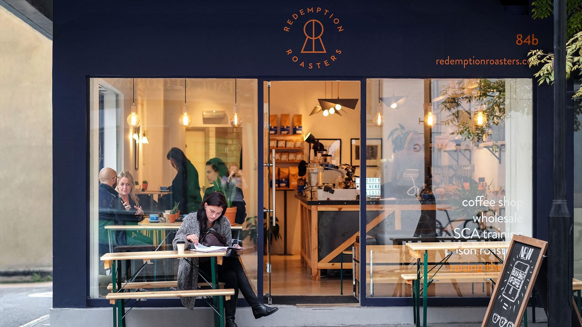 Redemption Roasters Café