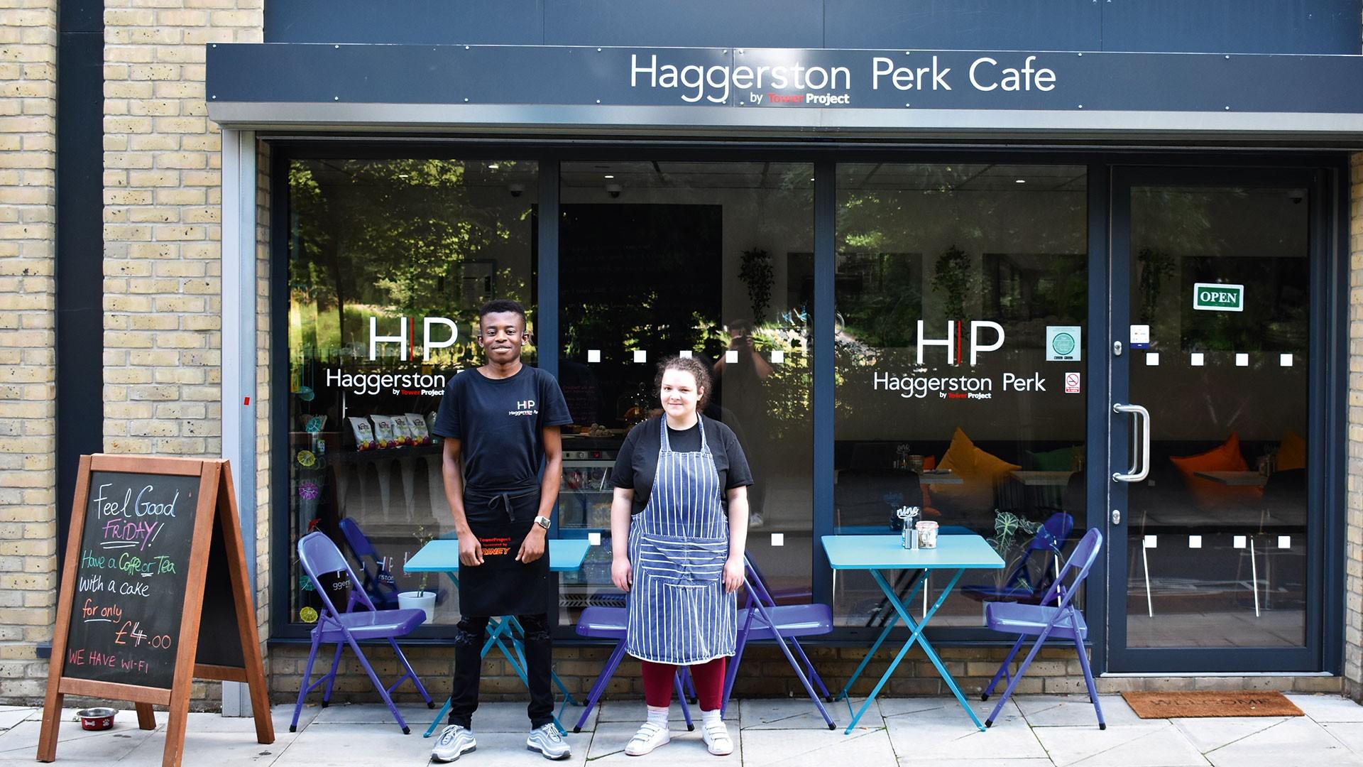 Haggerston Perk