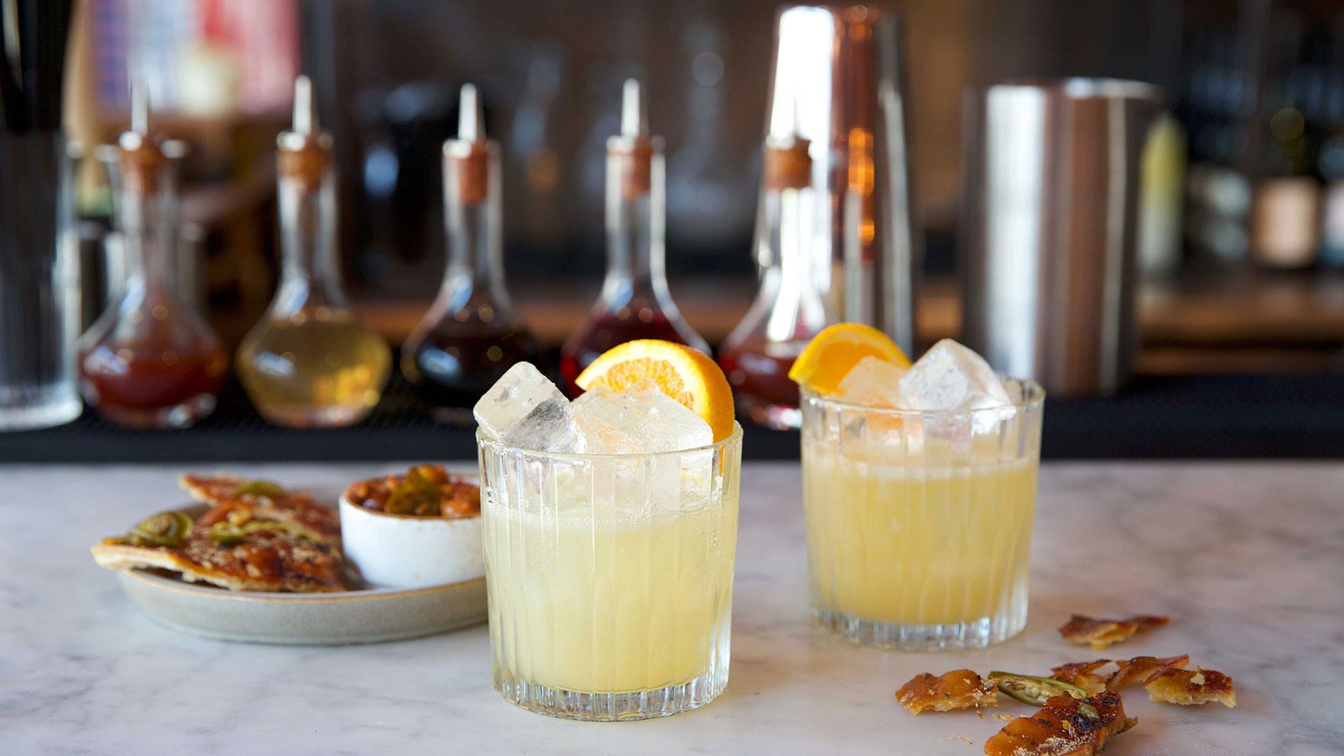 Old Narangi cocktail from Kricket, Brixton