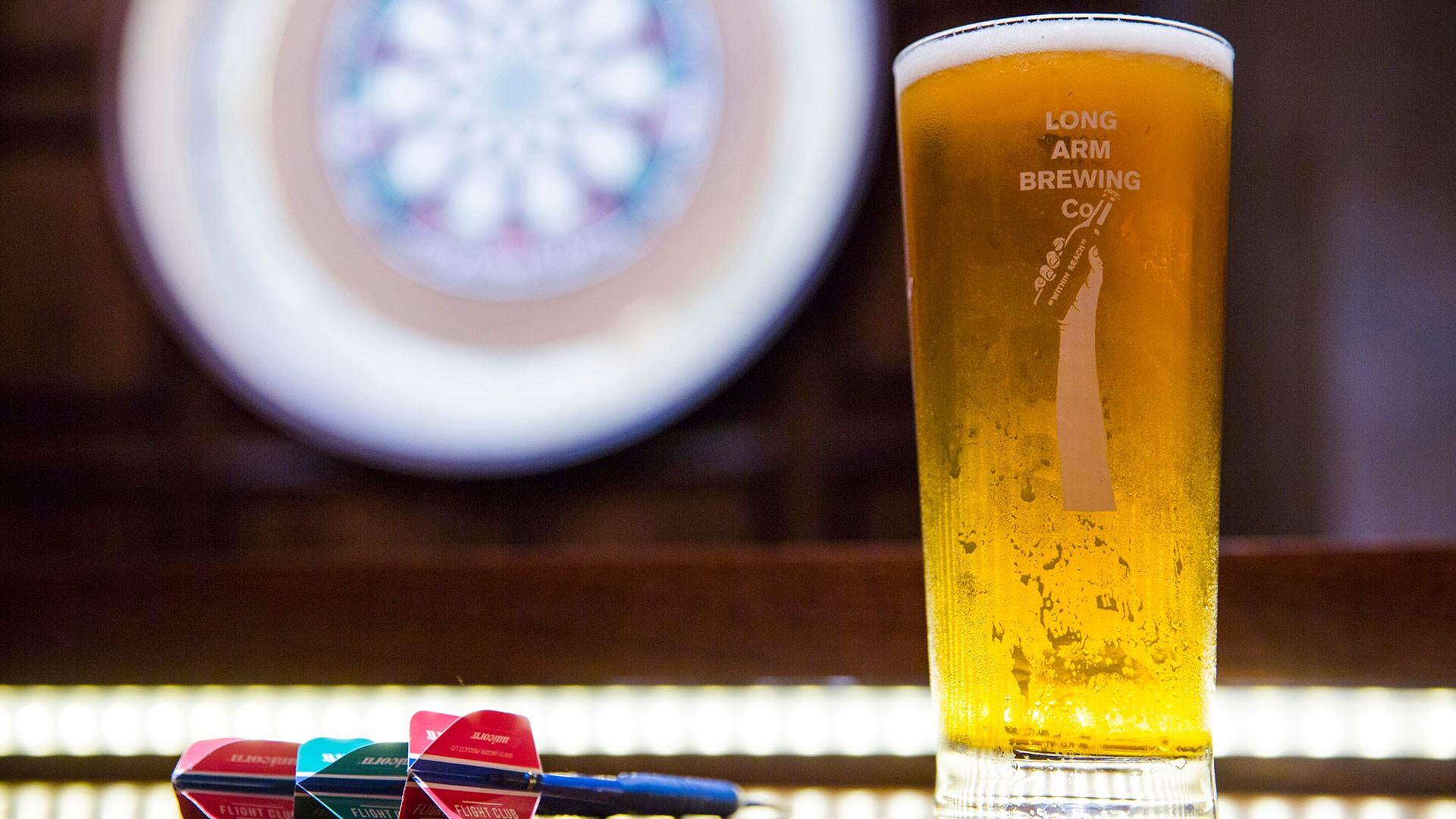 Long Arm Pub & Brewery